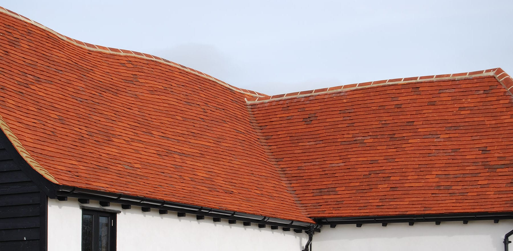 Lifestiles - Handmade Red Clay Roof Tiles - Saffron Walden, England 3