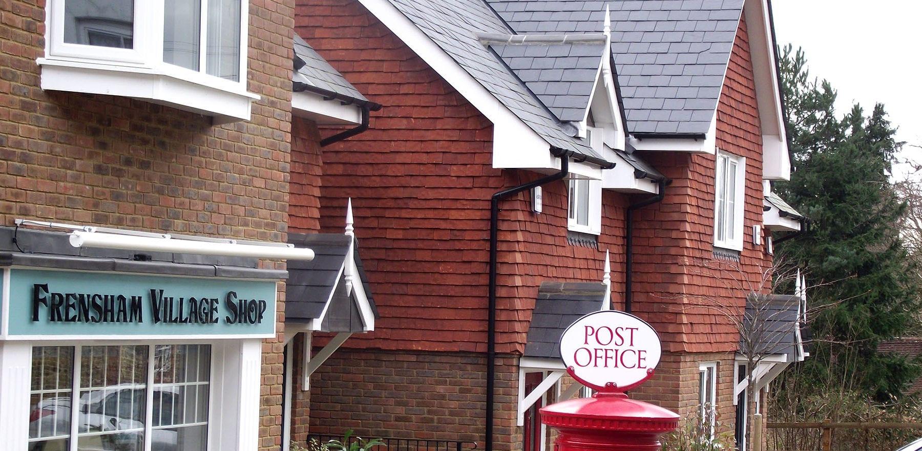 Lifestiles - Handmade Red Clay Roof Tiles - Frensham, England 3