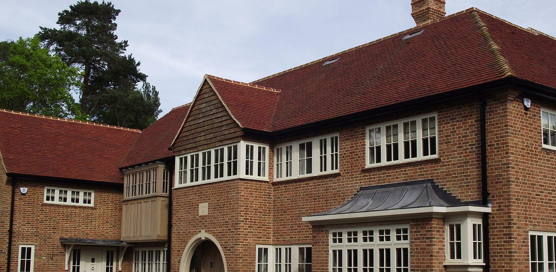 Lifestiles - Handmade Heather Clay Roof Tiles - Godalming, England 3