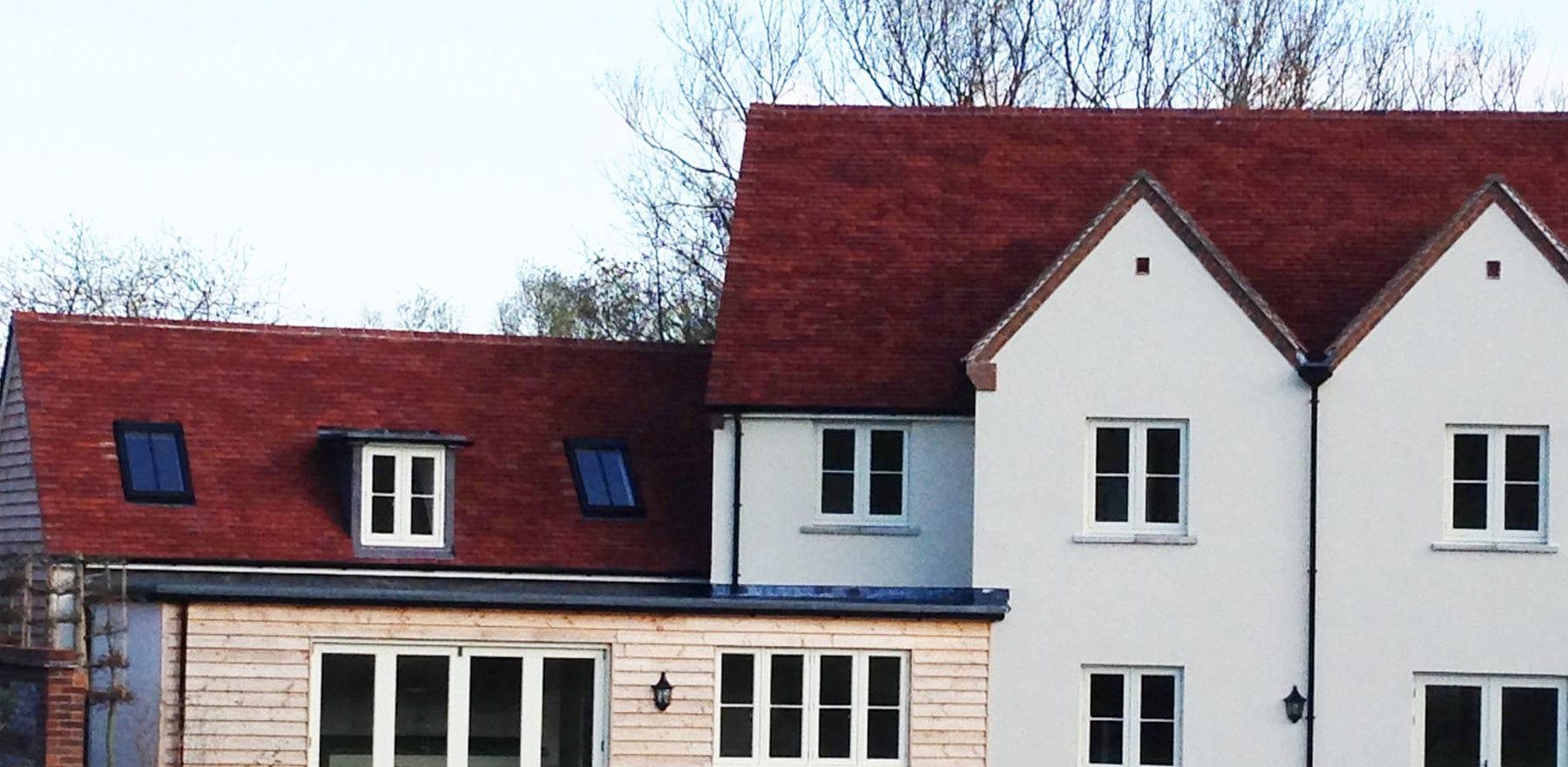 Lifestiles - Handmade Heather Clay Roof Tiles - Salisbury, England 3