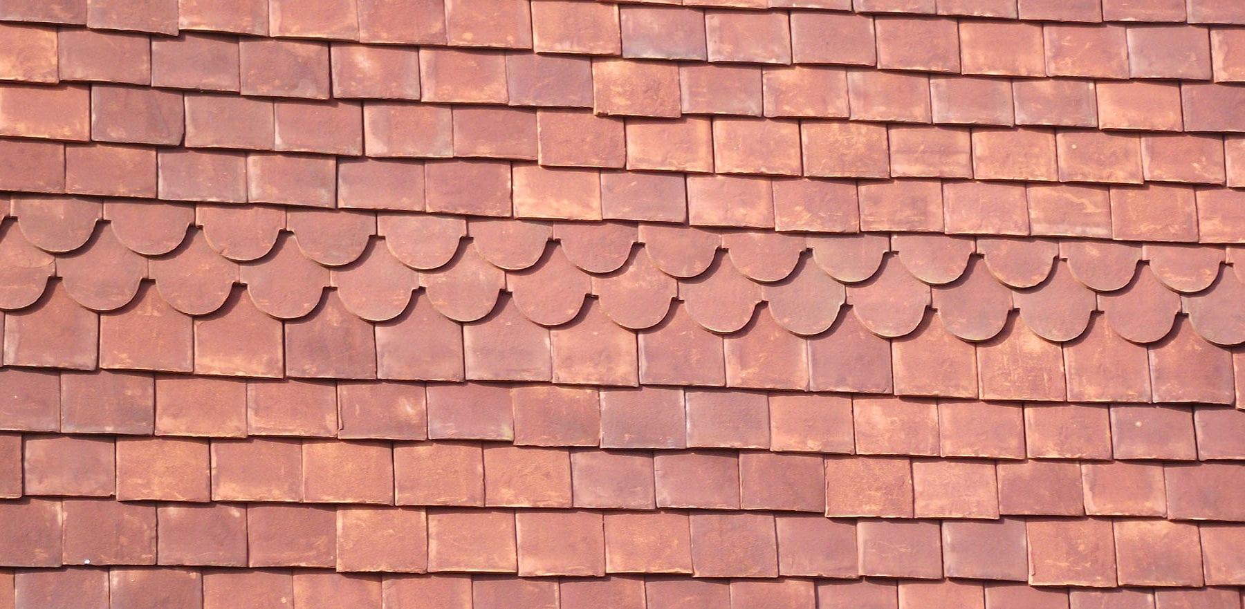 Lifestiles - Handmade Heather Clay Roof Tiles - Surrey, England 3