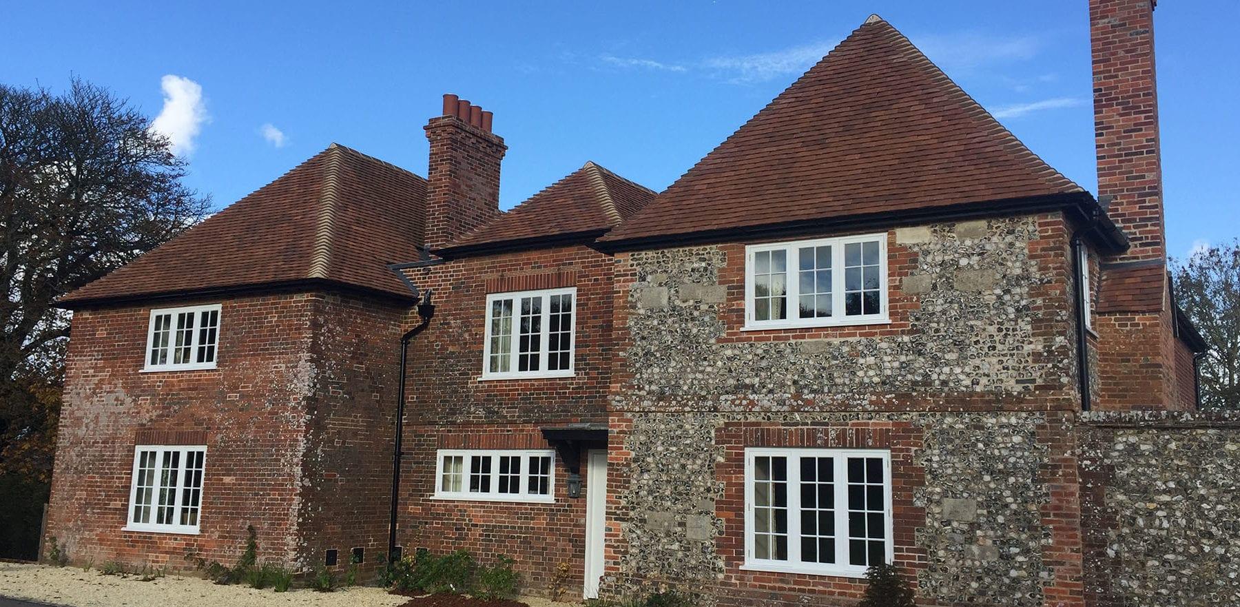 Lifestiles - Handmade Heather Clay Roof Tiles - Barlow, England 3