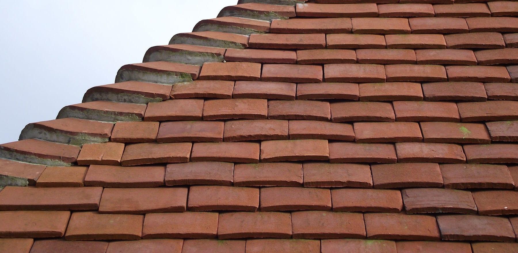 Lifestiles - Handmade Orange Clay Roof Tiles - Baughurst, England 7