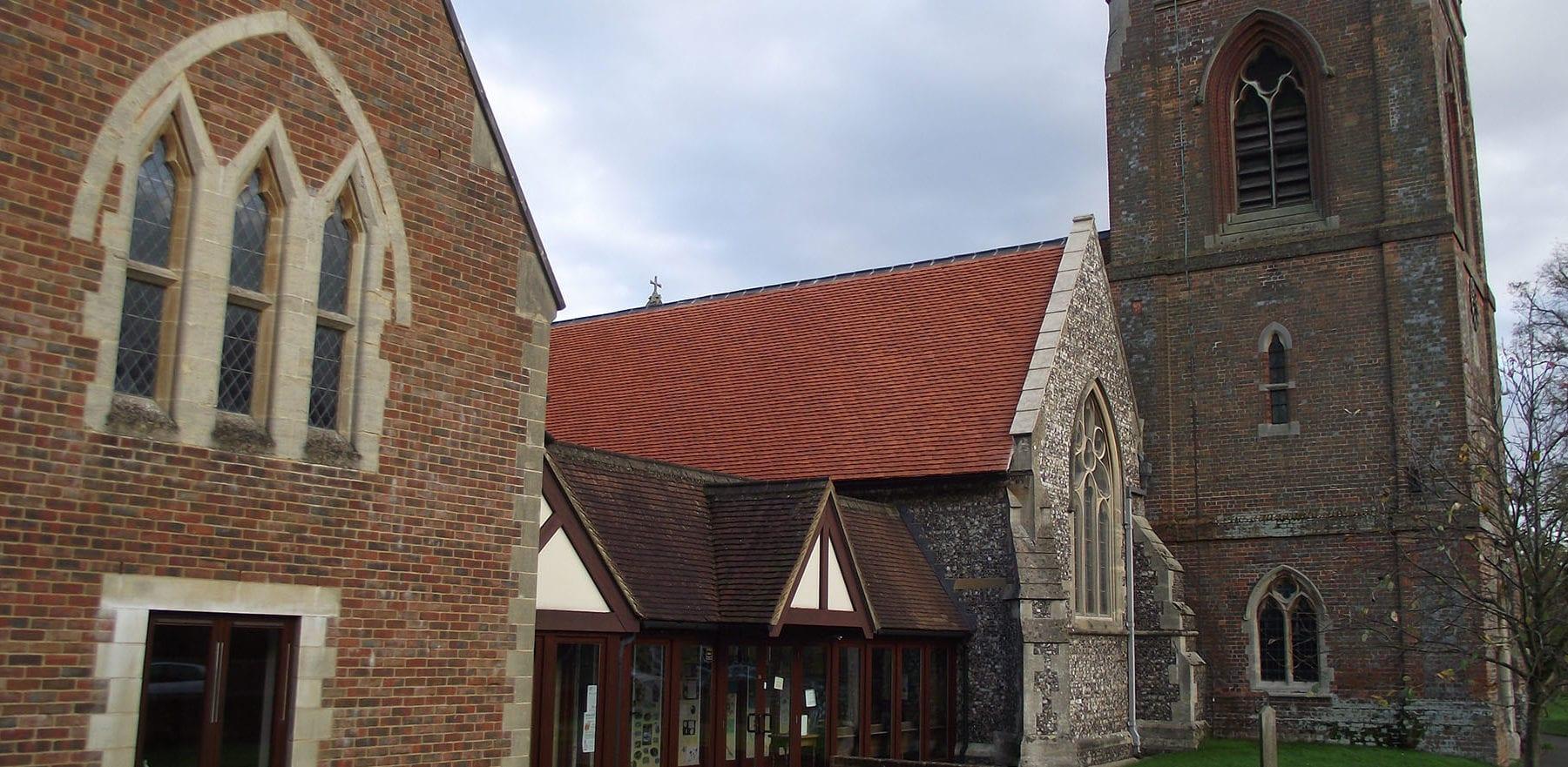 Lifestiles - Handmade Orange Clay Roof Tiles - Berkshire, England 3