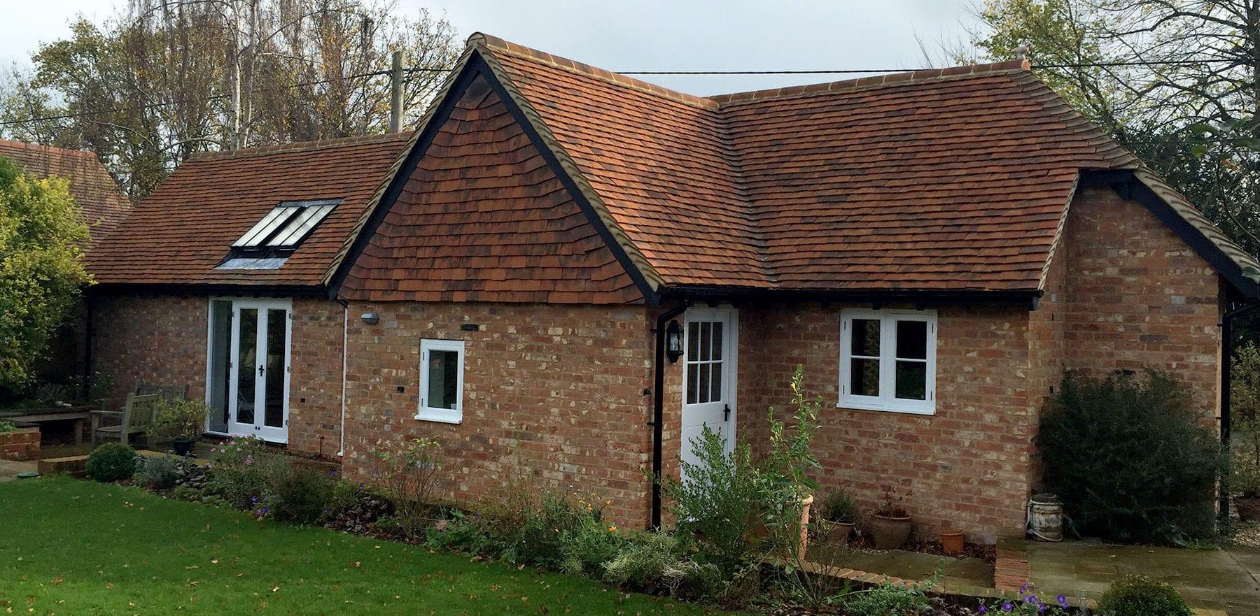Lifestiles - Handmade Berkshire Clay Roof Tiles - Thatcham, England 3