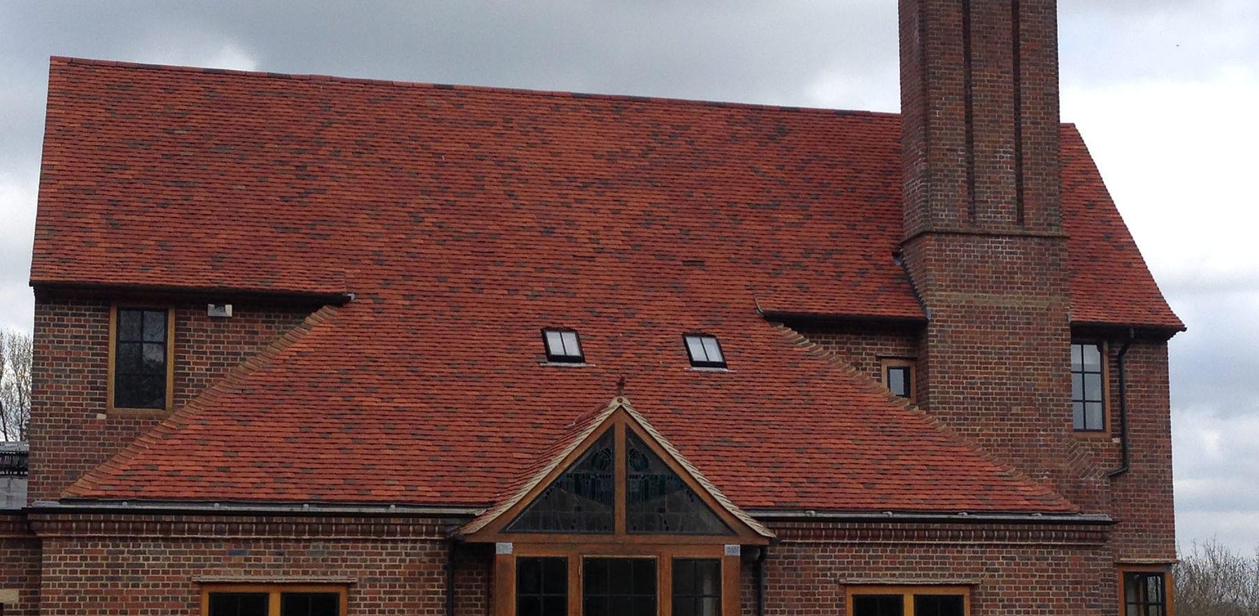 Lifestiles - Handmade Bespoke Clay Roof Tiles - Chipstead, England 3