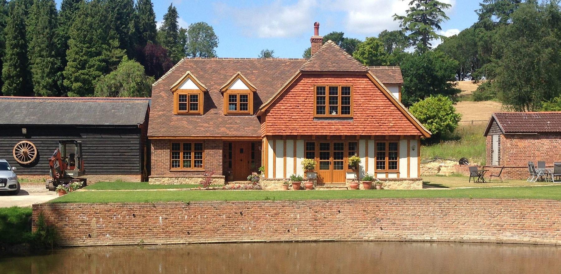 Lifestiles - Handmade Bespoke Clay Roof Tiles - Rotherfield, England 3