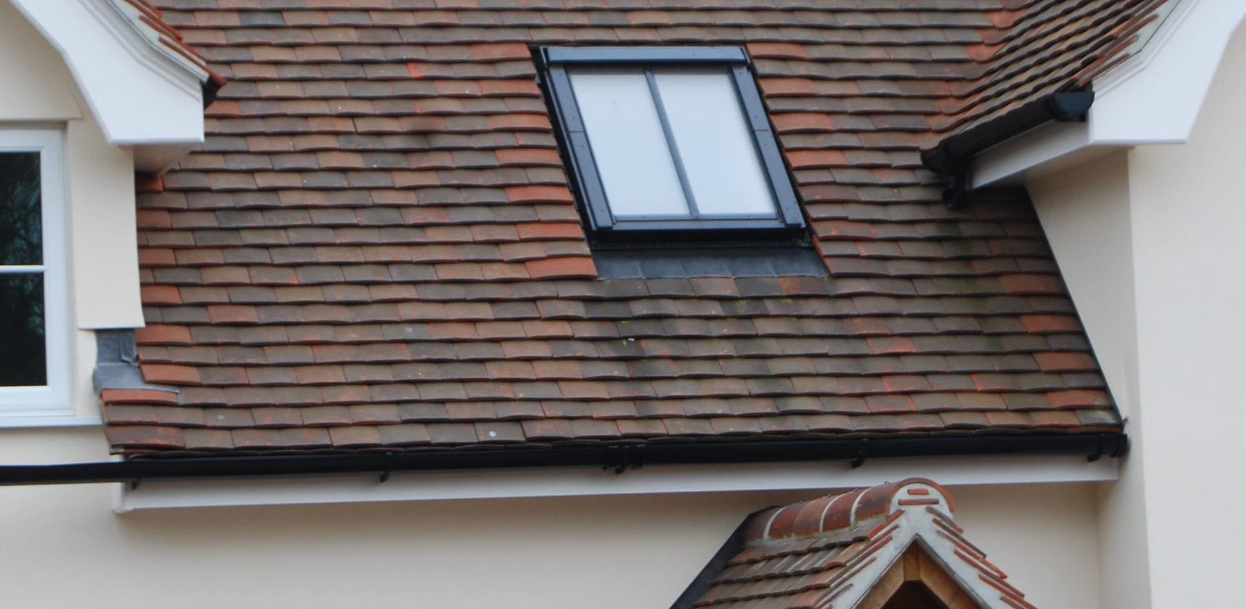 Lifestiles - Handcrafted Autumn Clay Roof Tiles - Bergholt, England 3