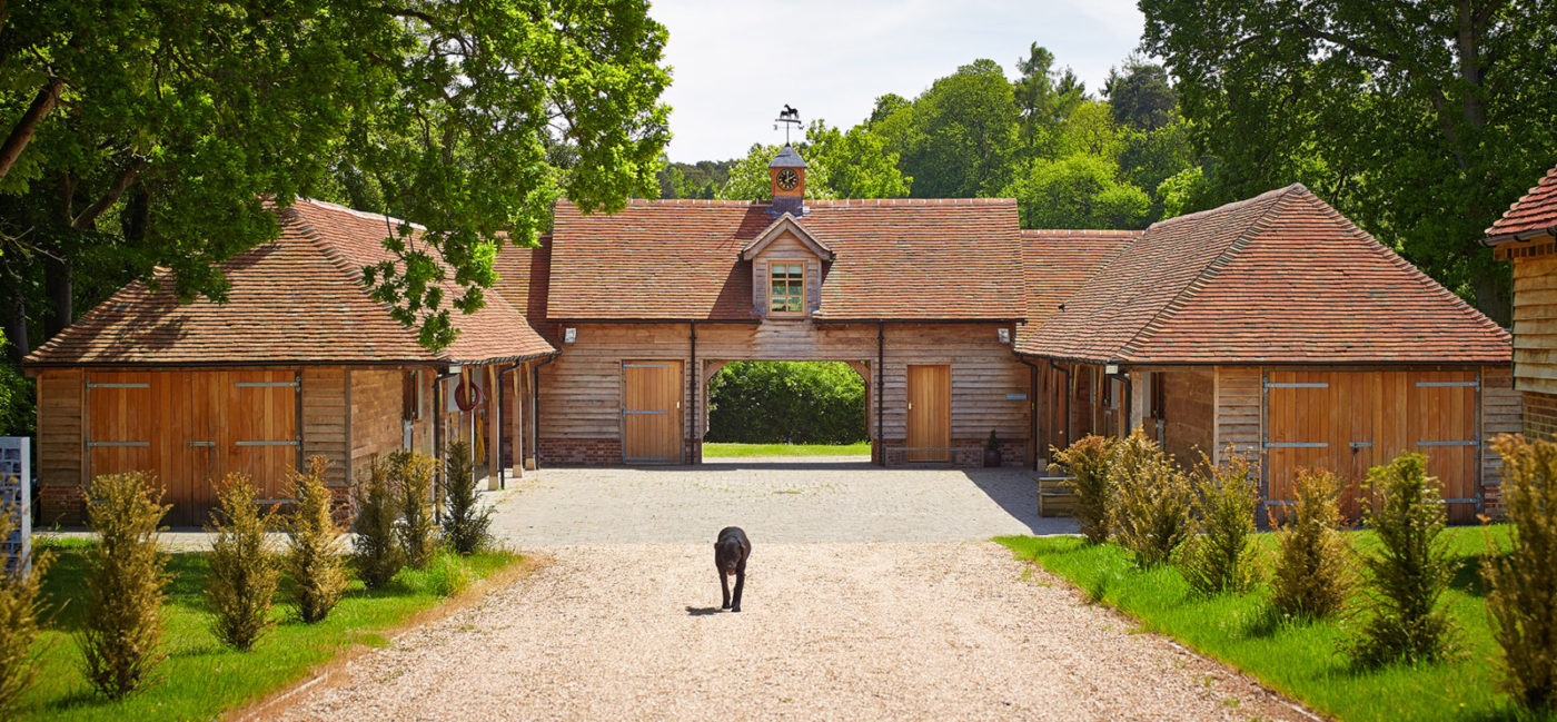Lifestiles - Handmade Bespoke Clay Roof Tiles - Ascot, England 4