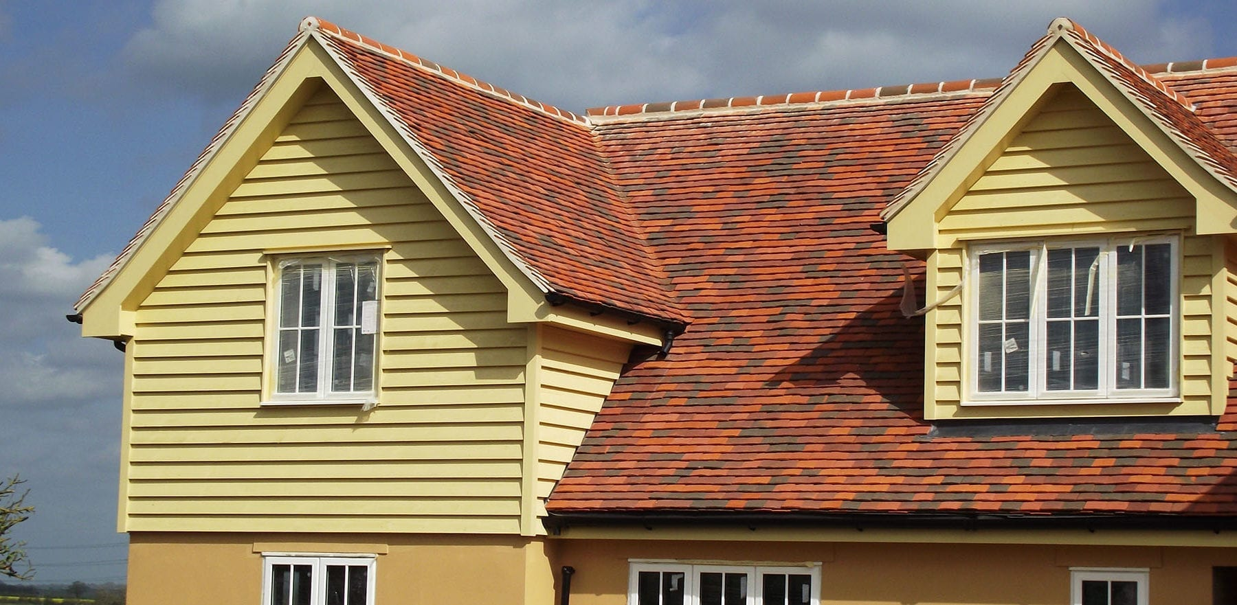 Lifestiles - Handcrafted Tilehurst Clay Roof Tiles - Clavering, England 3