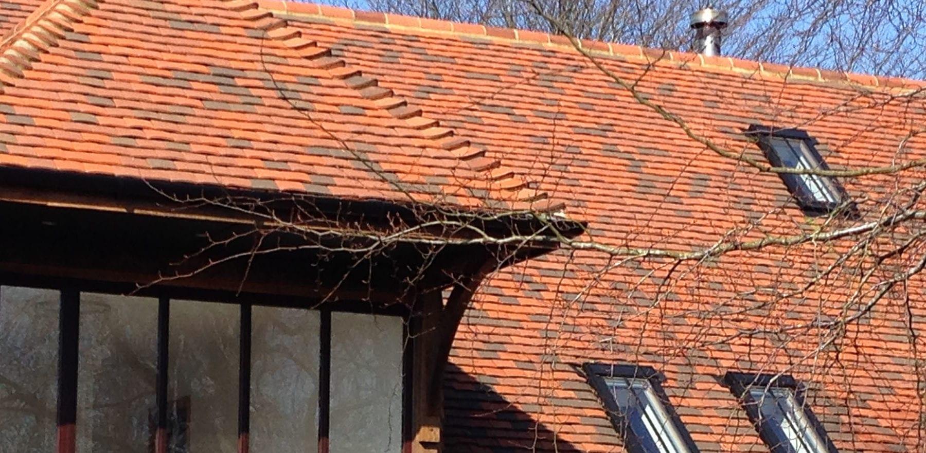 Lifestiles - Handcrafted Tilehurst Clay Roof Tiles - Folkstone, England 3