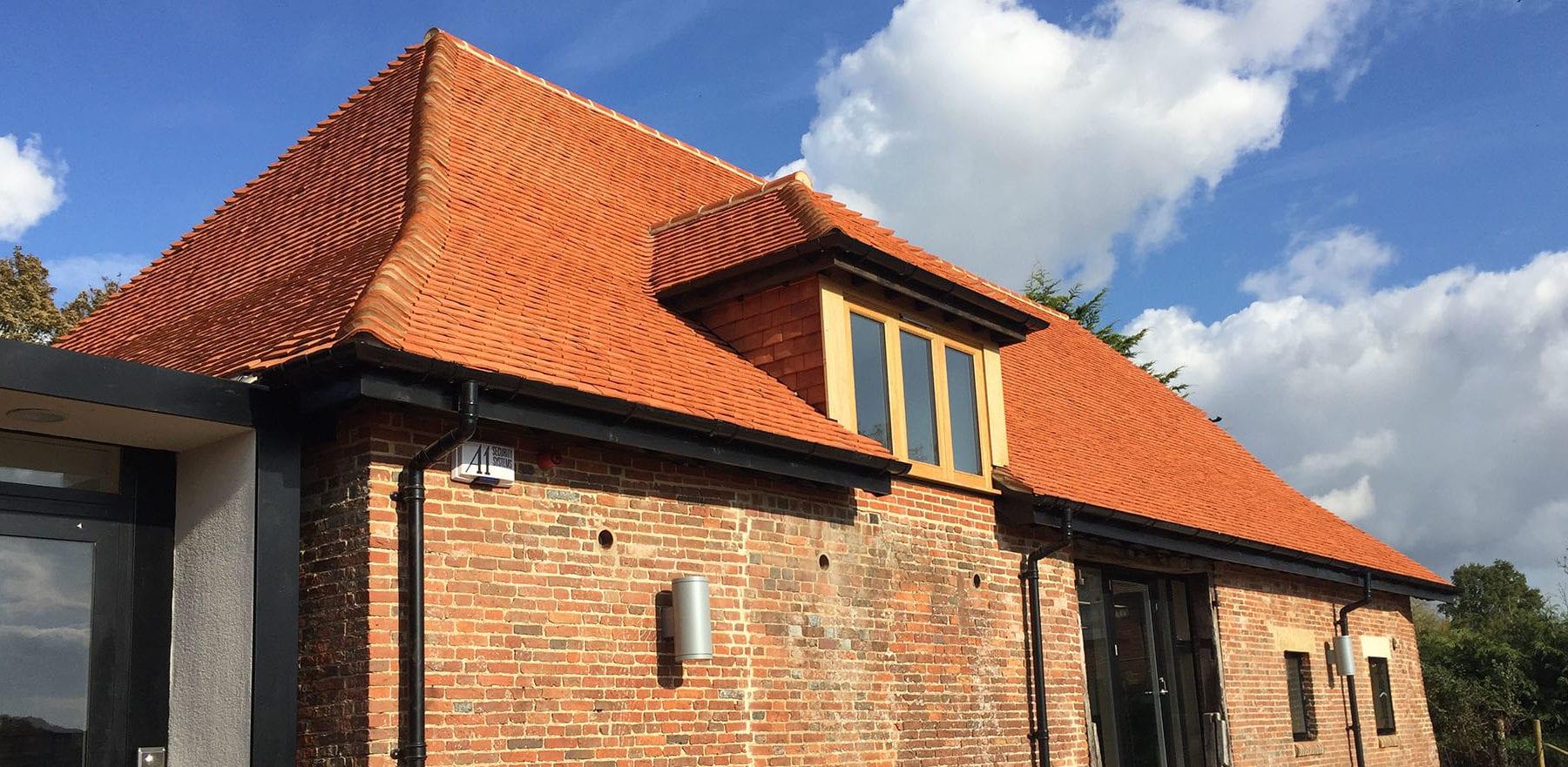 Lifestiles - Handcrafted Pentlow Clay Roof Tiles - Petersfield, England 5