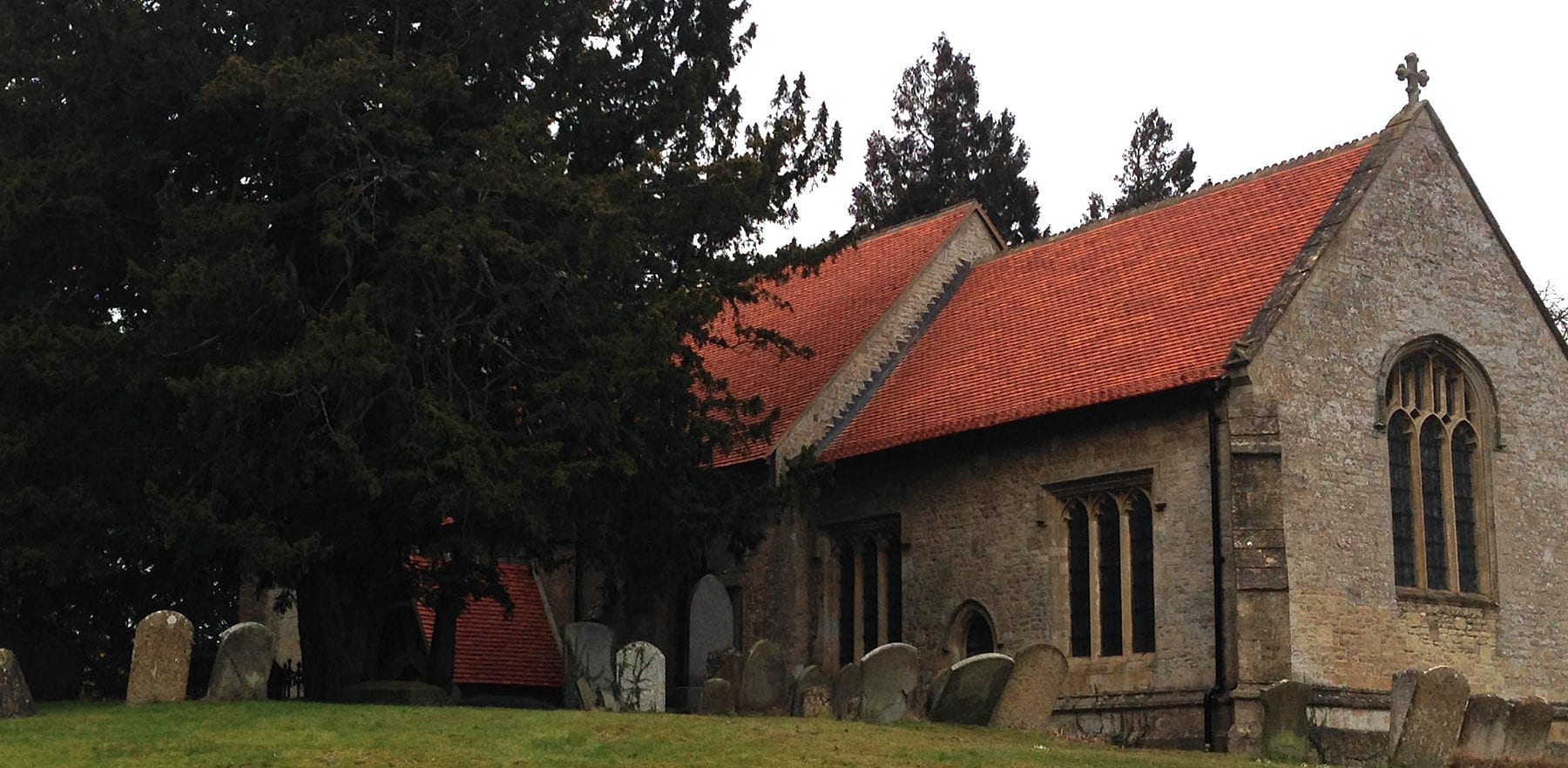 Lifestiles - Handcrafted Orange Clay Roof Tiles - Letcombe, England 5
