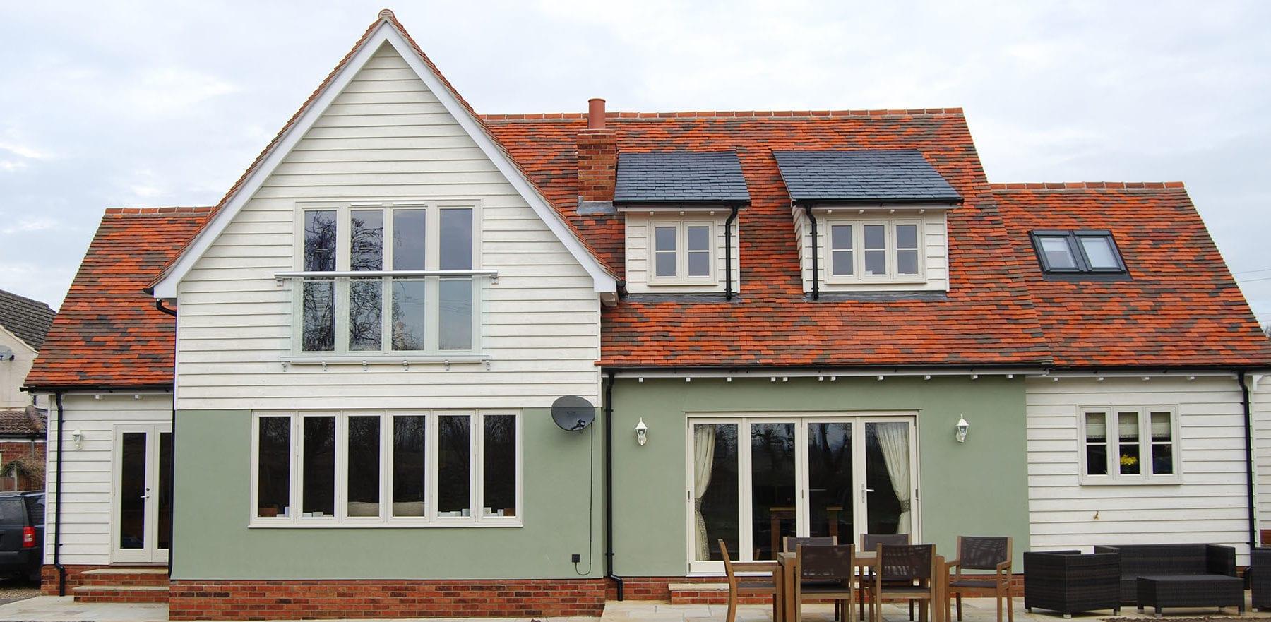 Lifestiles - Handcrafted Tilehurst Clay Roof Tiles - Cranbourne, England 5
