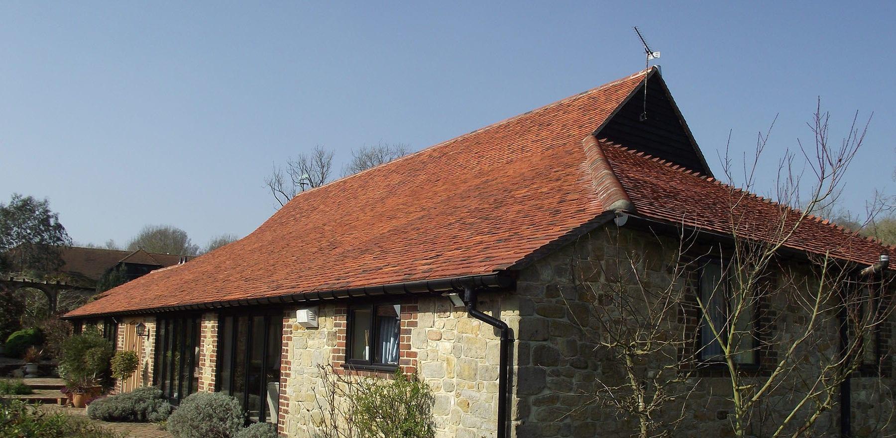 Lifestiles - Handmade Multi Clay Roof Tiles - Fernhurst, England 5