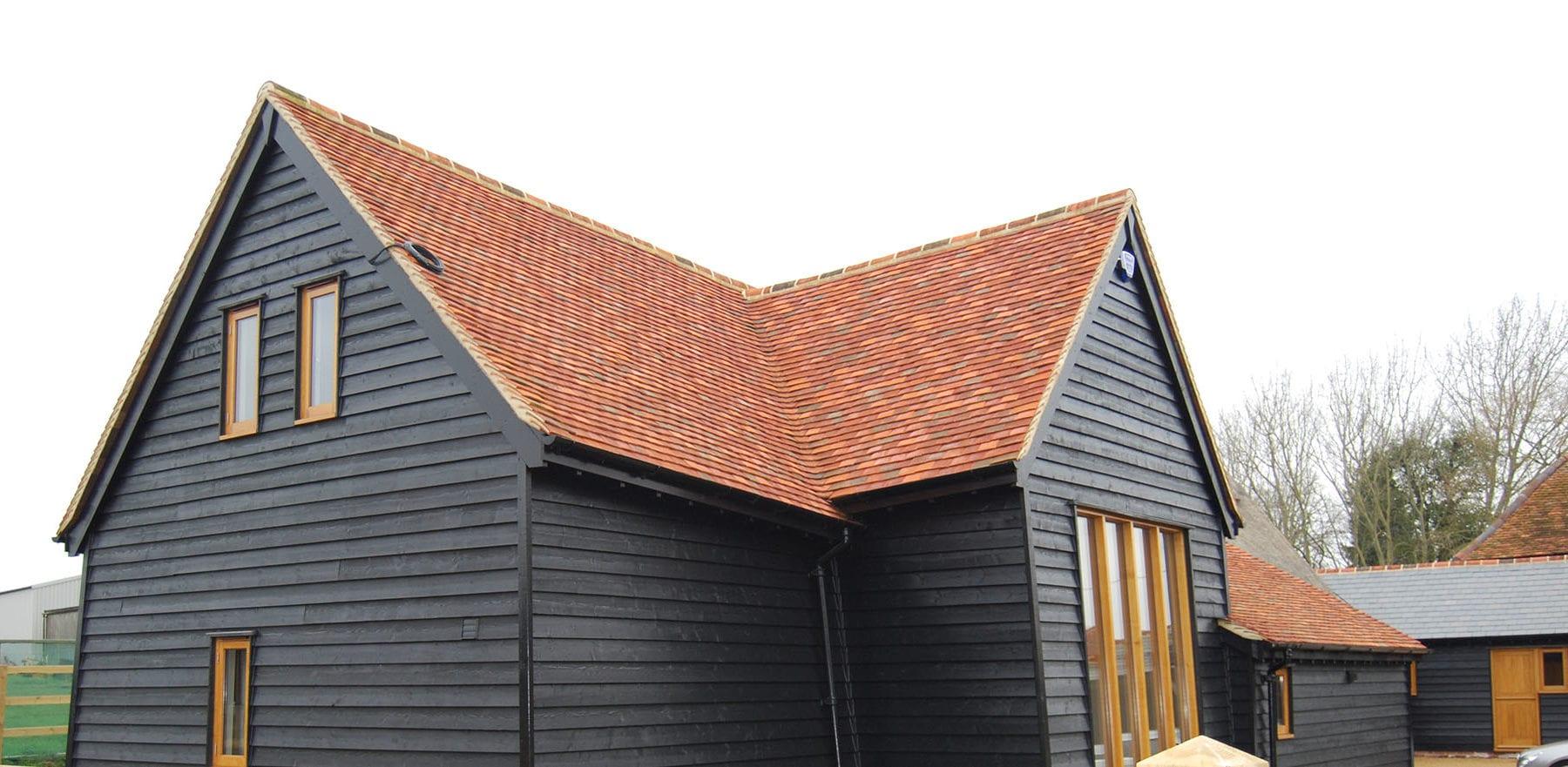 Lifestiles - Handmade Multi Clay Roof Tiles - Ford End, England 5