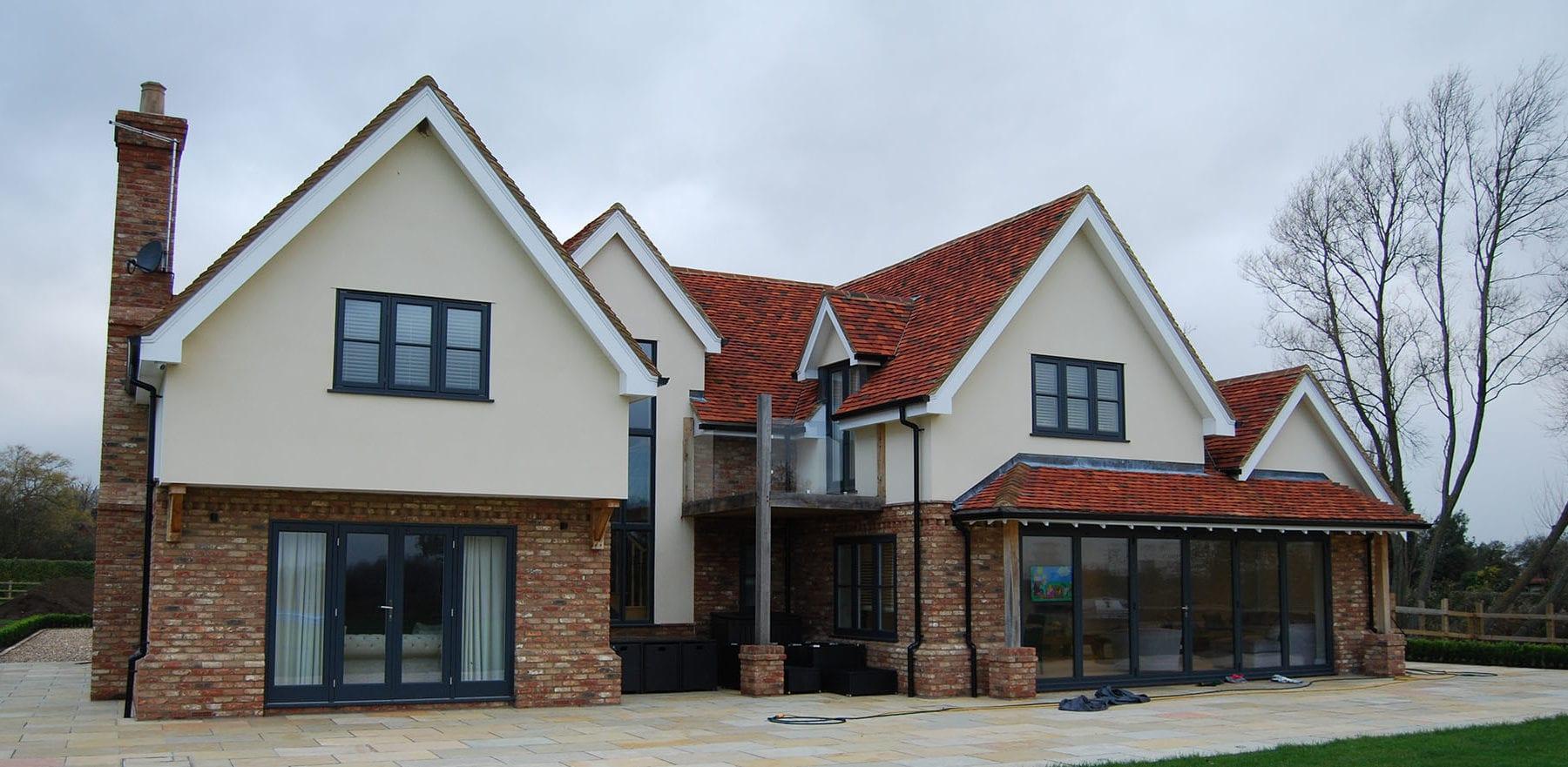 Lifestiles - Handmade Multi Clay Roof Tiles - Nazing, England 5