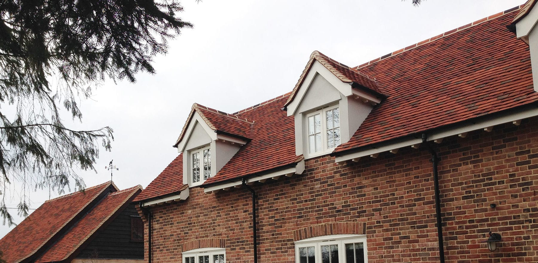 Lifestiles - Handmade Multi Clay Roof Tiles - Takeley, England 5