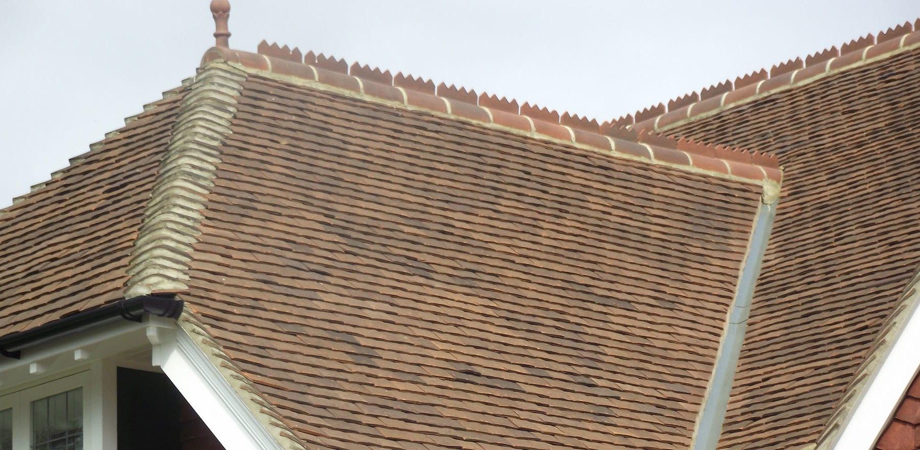 Lifestiles - Handmade Restoration Clay Roof Tiles - Cranleigh, England 5