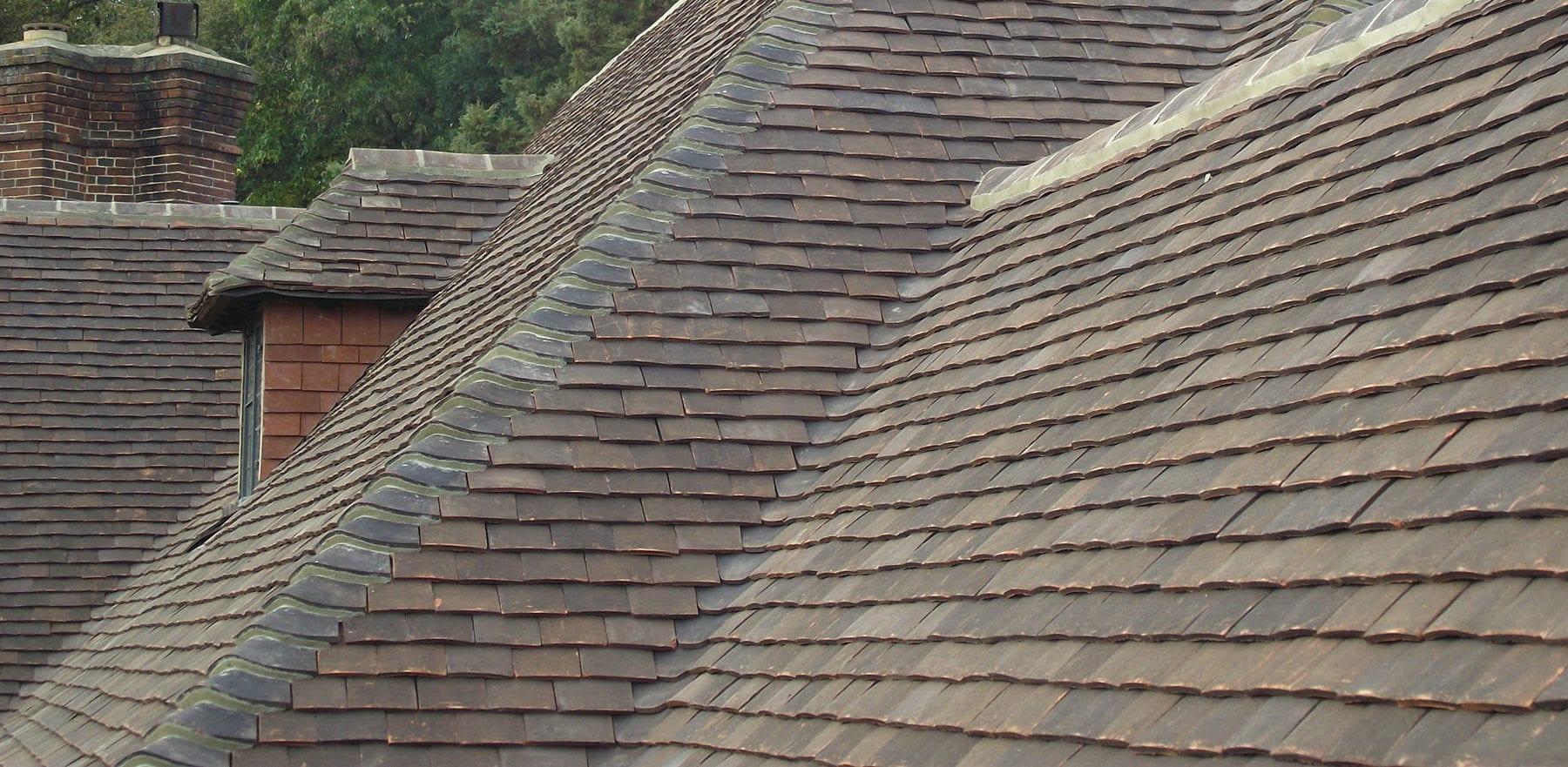 Lifestiles - Handmade Restoration Clay Roof Tiles - Dorking, England 5