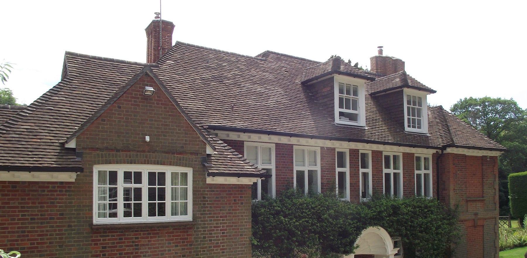 Lifestiles - Handmade Restoration Clay Roof Tiles - Farnham, England 5
