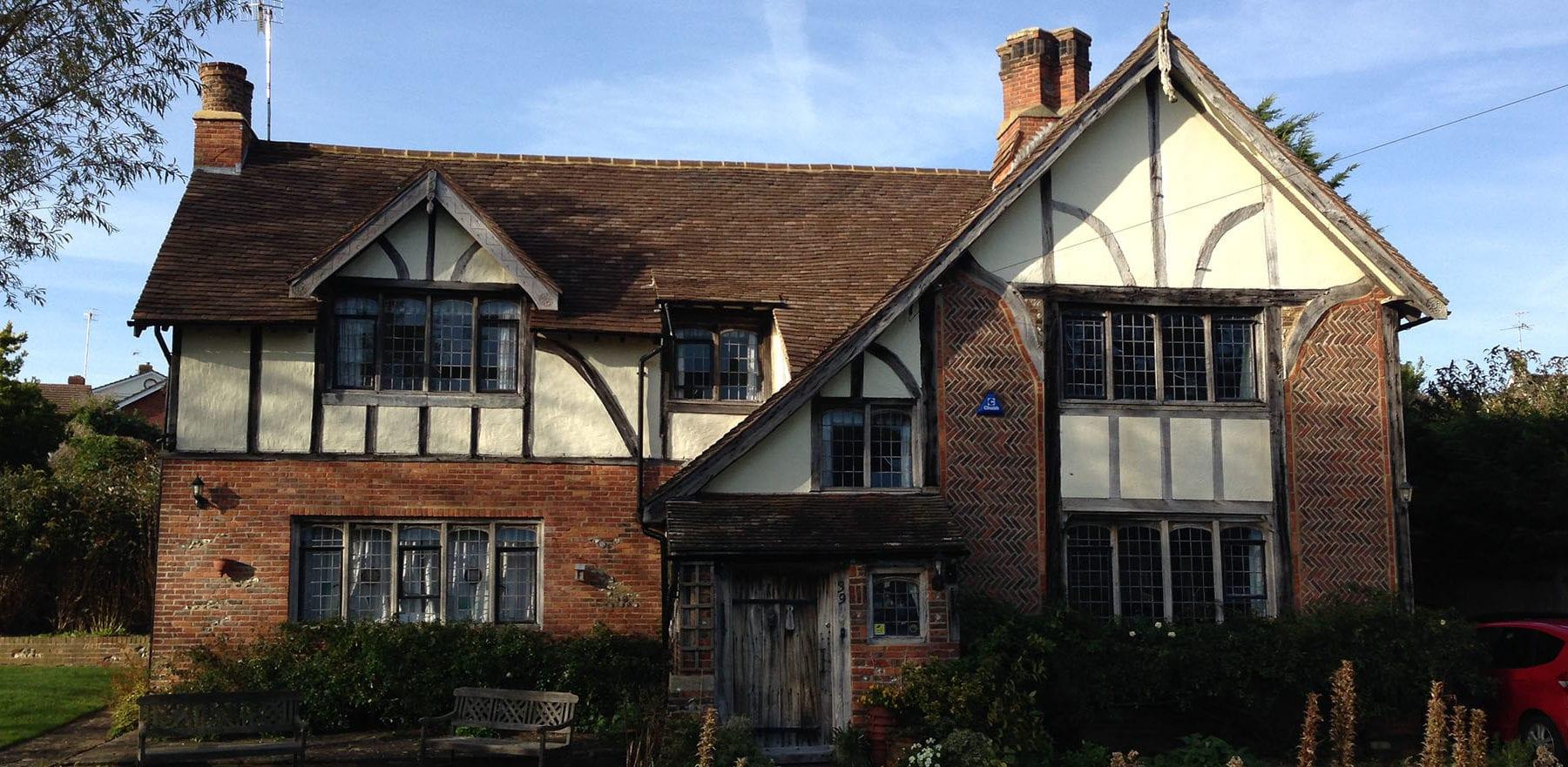 Lifestiles - Handmade Restoration Clay Roof Tiles - Brighton, England 4