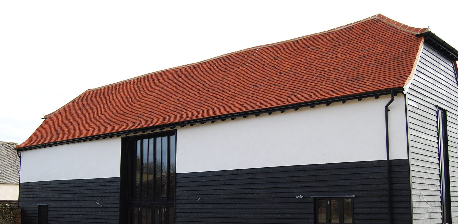 Lifestiles - Handmade Red Clay Roof Tiles - Saffron Walden, England 4
