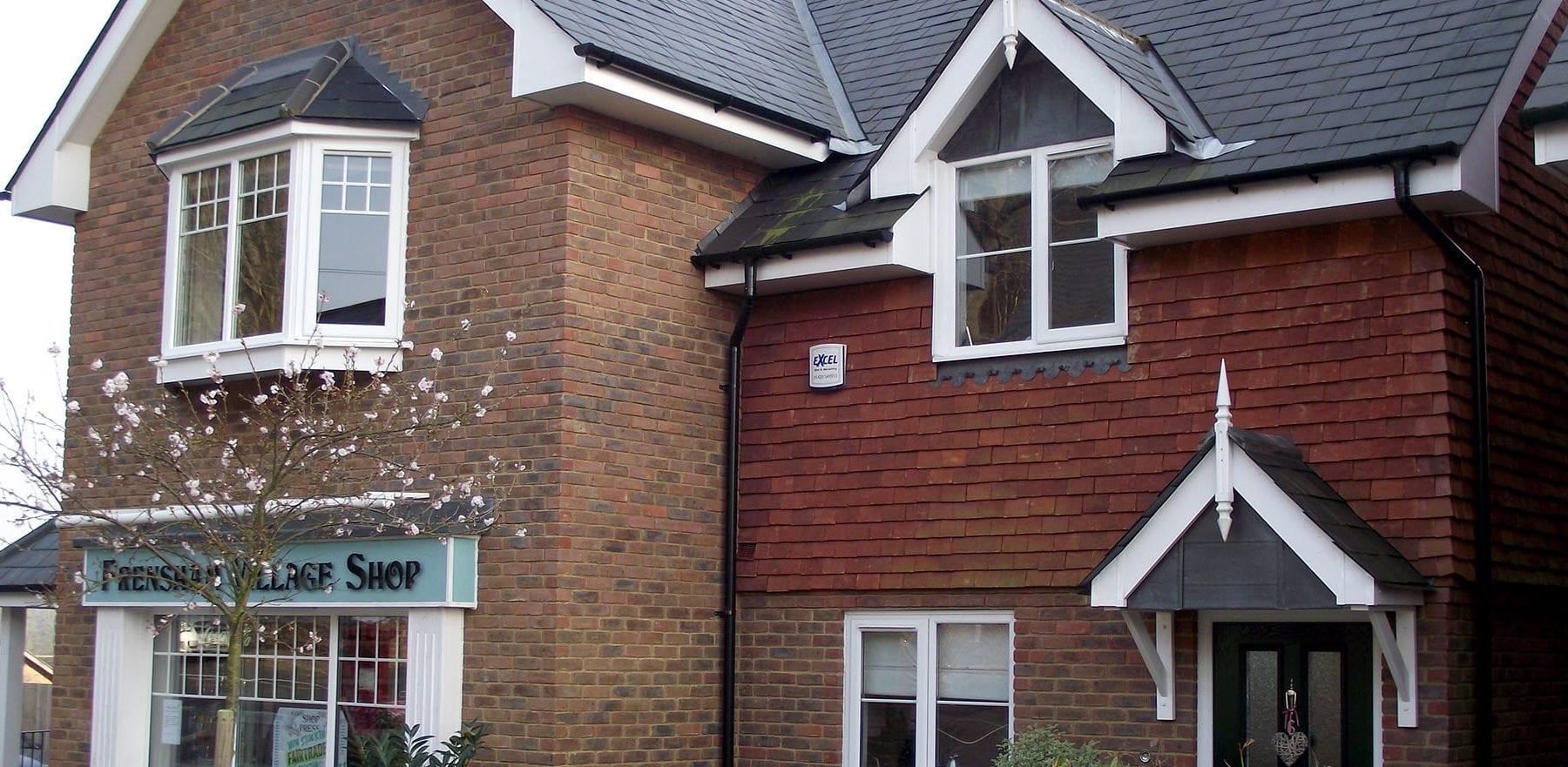 Lifestiles - Handmade Red Clay Roof Tiles - Frensham, England 4