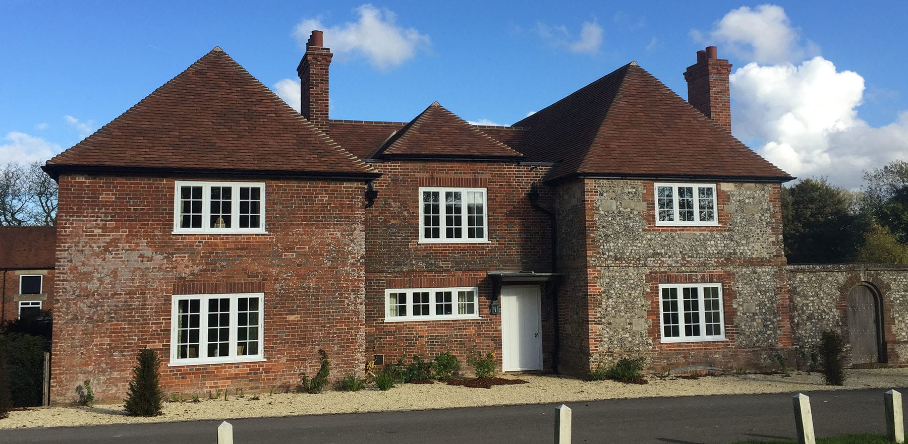 Lifestiles - Handmade Heather Clay Roof Tiles - Barlow, England 4