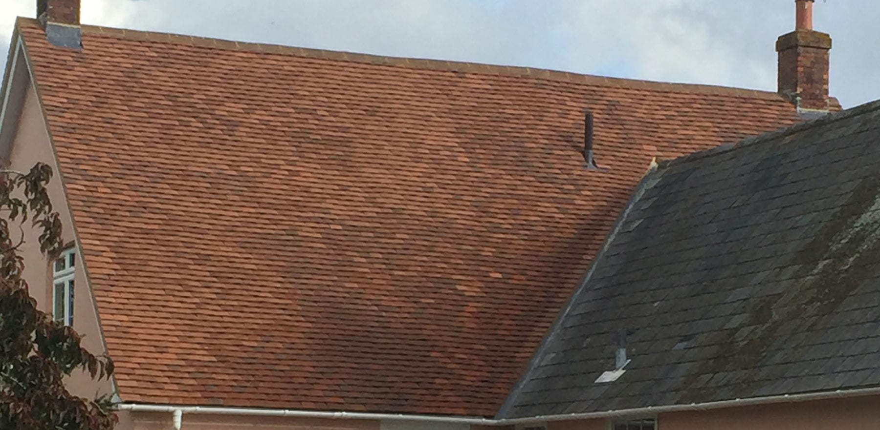 Lifestiles - Handmade Brown Clay Roof Tiles - Stockbridge, England 4