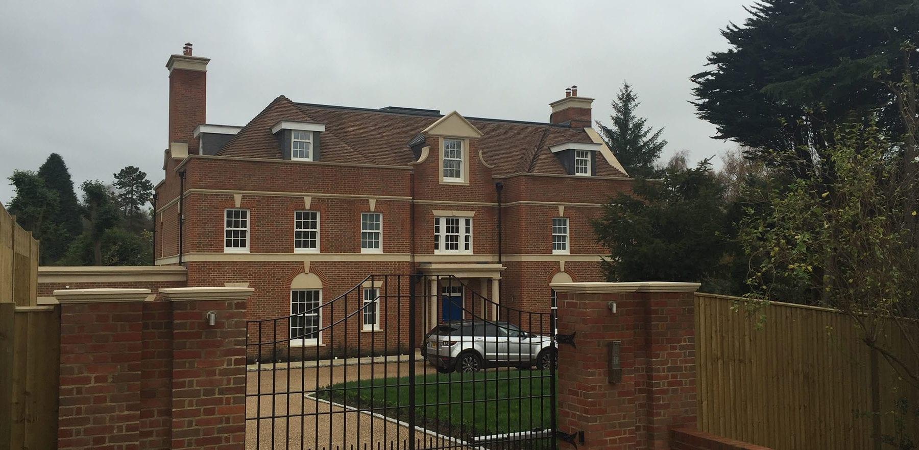 Lifestiles - Handmade Brown Clay Roof Tiles - Tunbridge Wells, England 4
