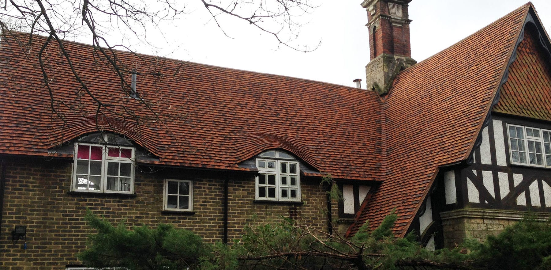 Lifestiles - Handmade Berkshire Clay Roof Tiles - Flimwell, England 4