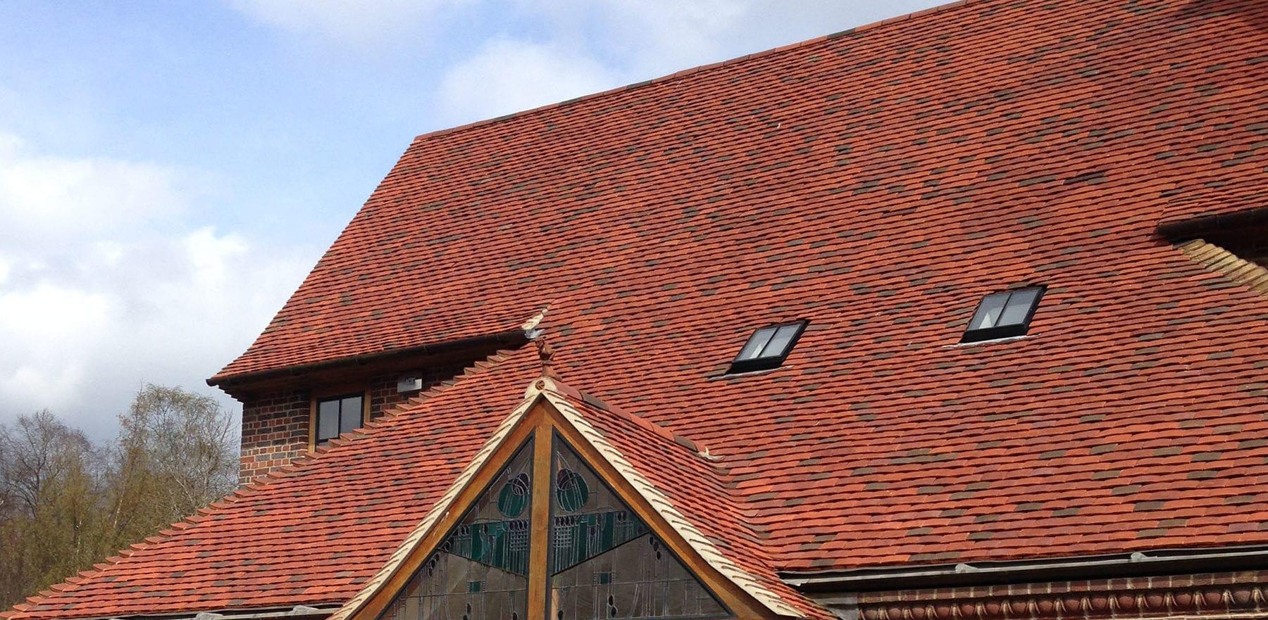 Lifestiles - Handmade Bespoke Clay Roof Tiles - Chipstead, England 4