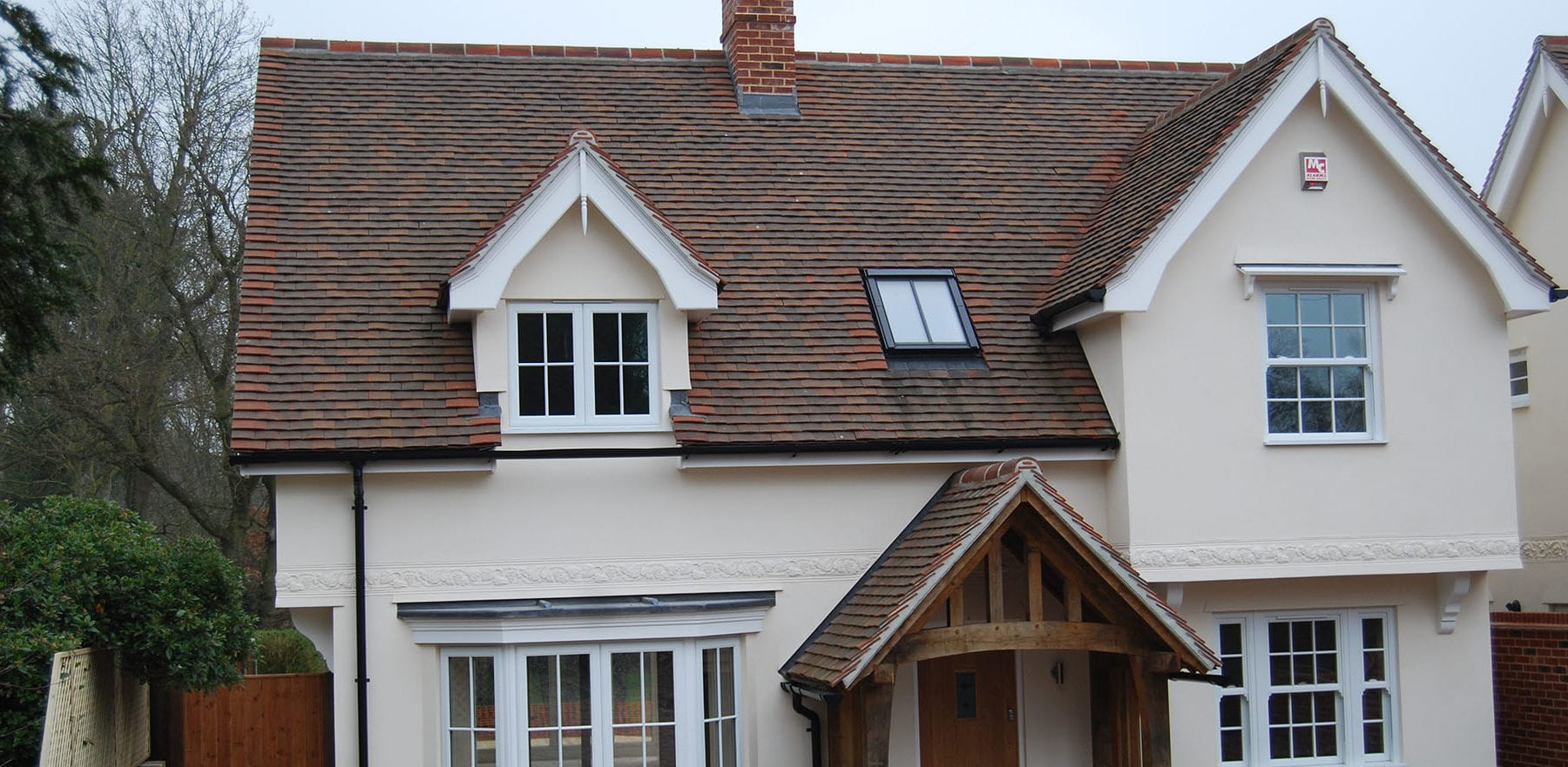 Lifestiles - Handcrafted Autumn Clay Roof Tiles - Bergholt, England 4