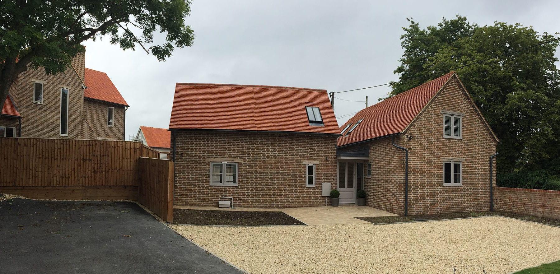Lifestiles - Handcrafted Orange Clay Roof Tiles - Aston, England 4