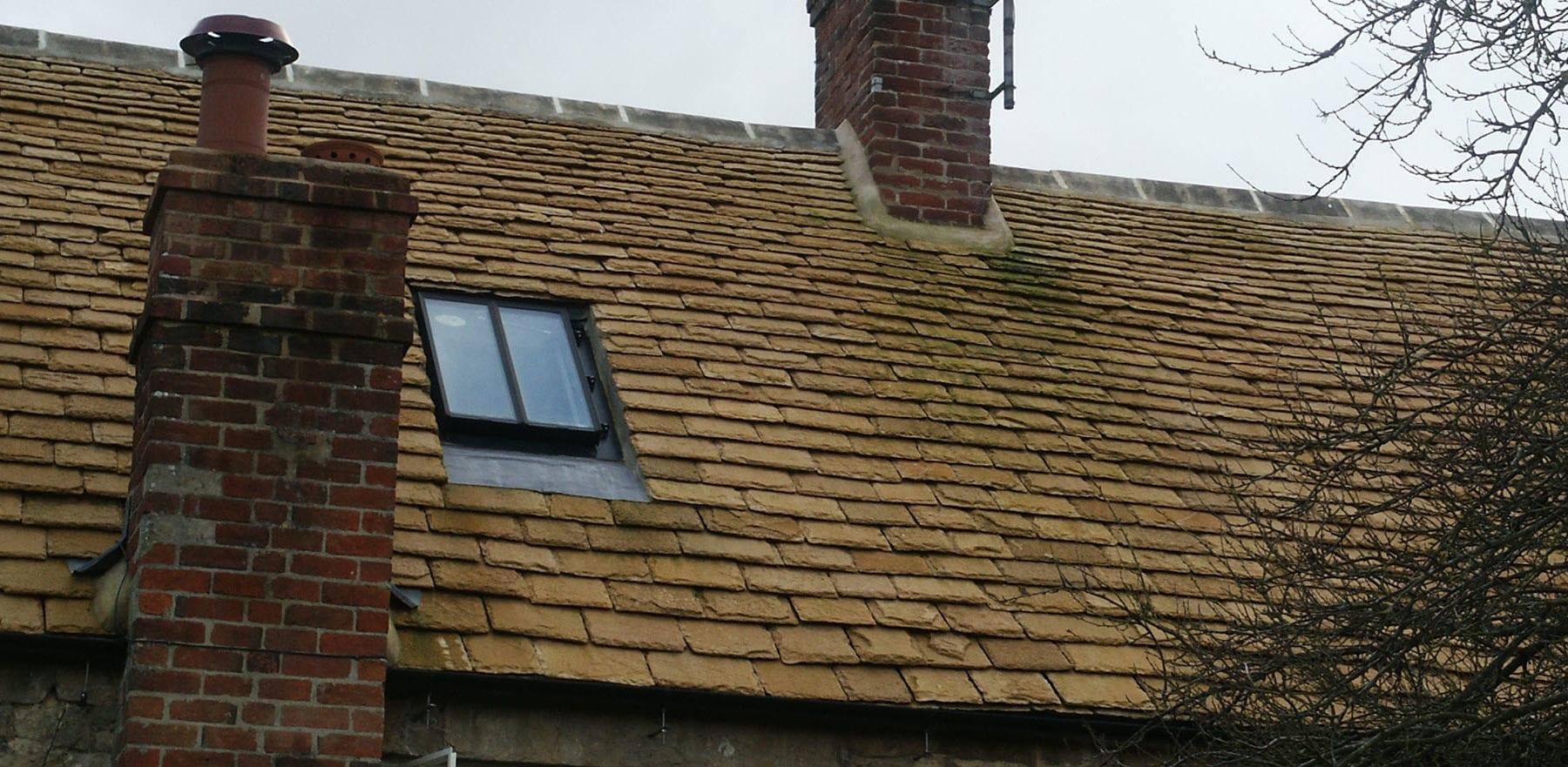 Lifestiles - Natural Stone Roof Tiles - On The Marsh, England 4