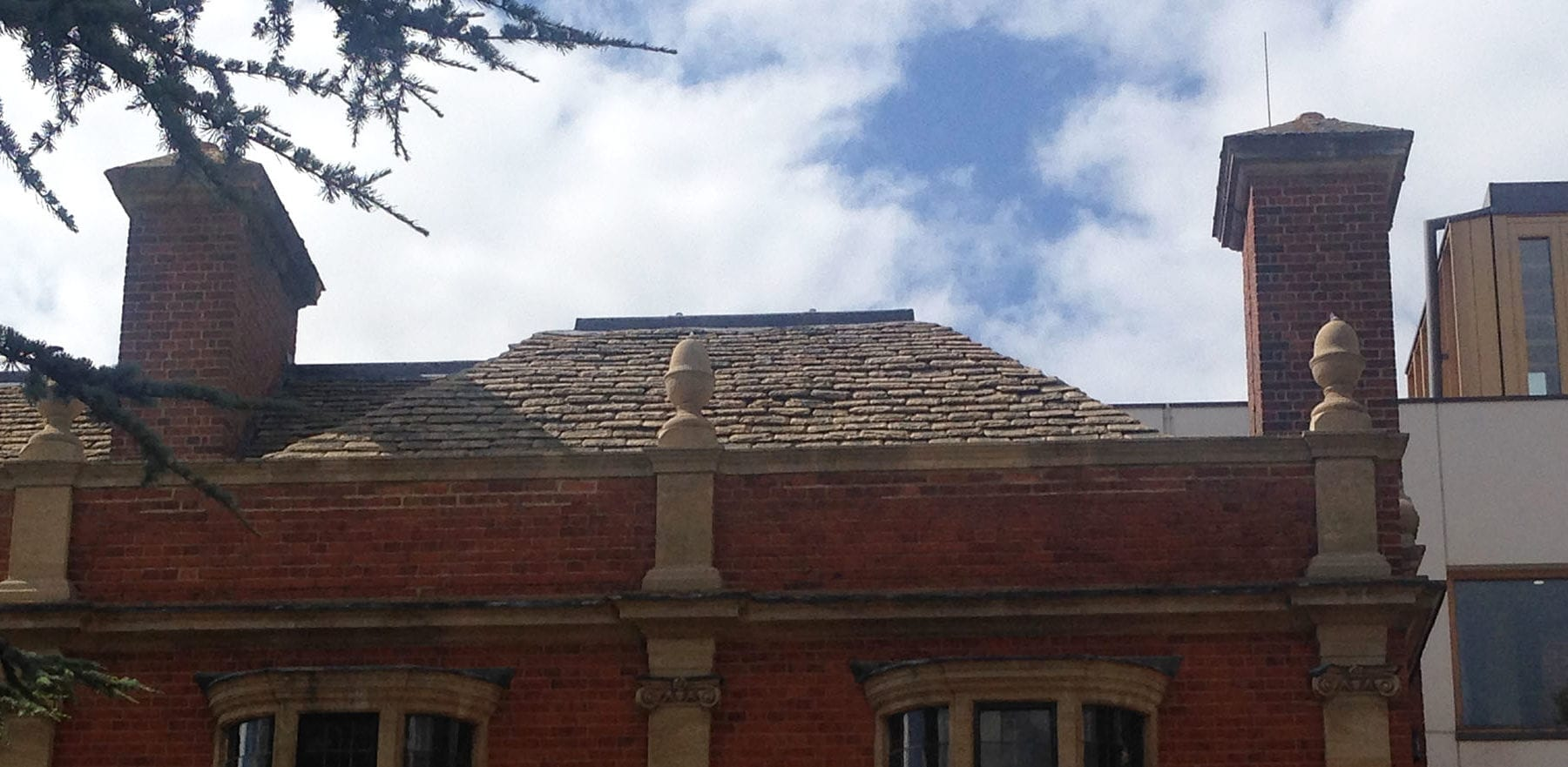 Lifestiles - Natural Stone Roof Tiles - The Stanford, England 4