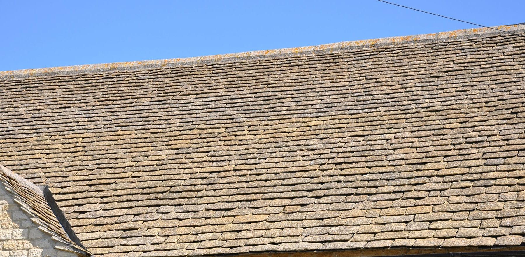 Lifestiles - Natural Stone Aged Roof Tiles - Oxford University, England 4