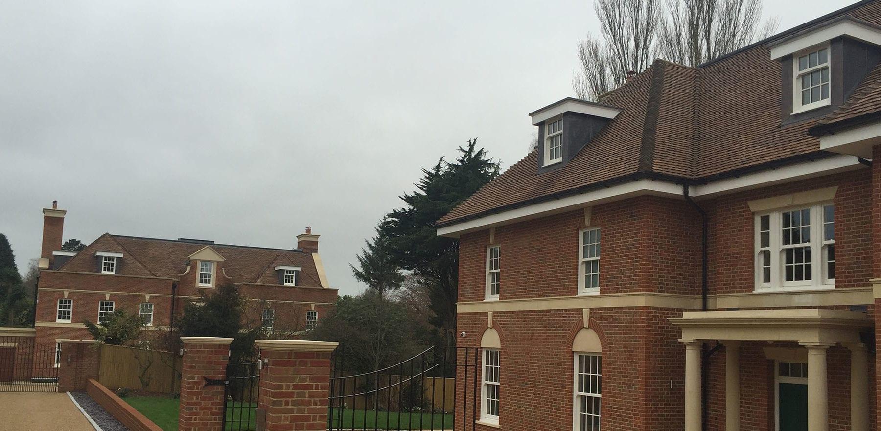 Lifestiles - Handmade Brown Clay Roof Tiles - Tunbridge Wells, England 5