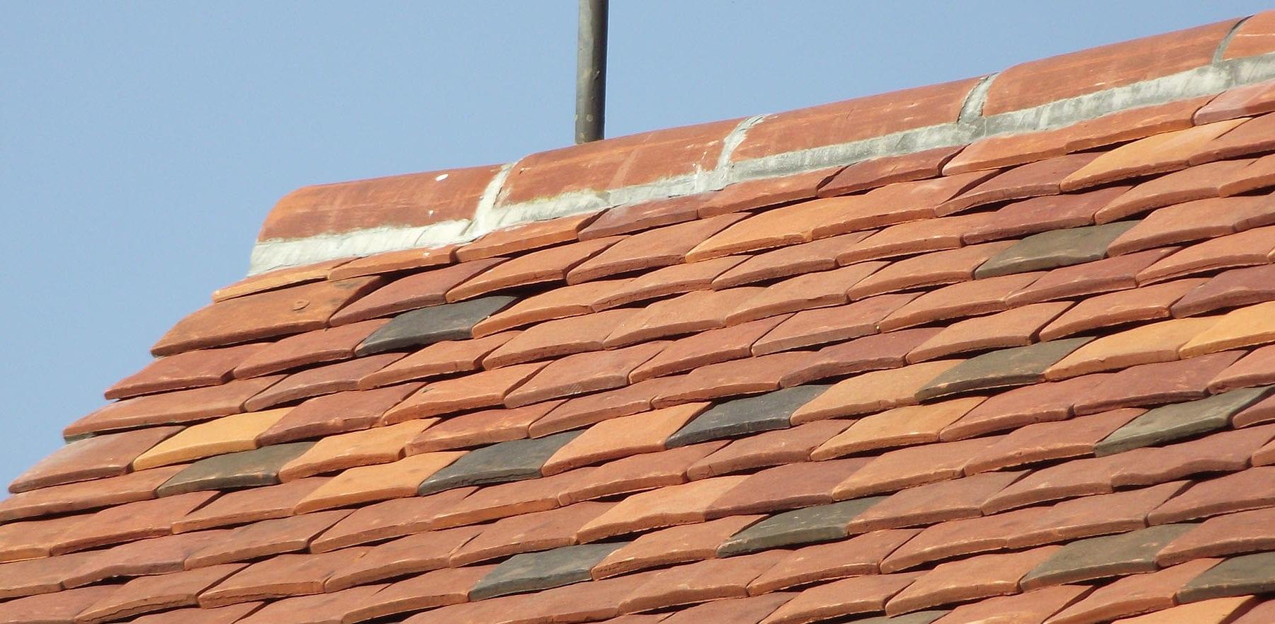 Lifestiles - Handmade Multi Clay Roof Tiles - Fernhurst, England 6