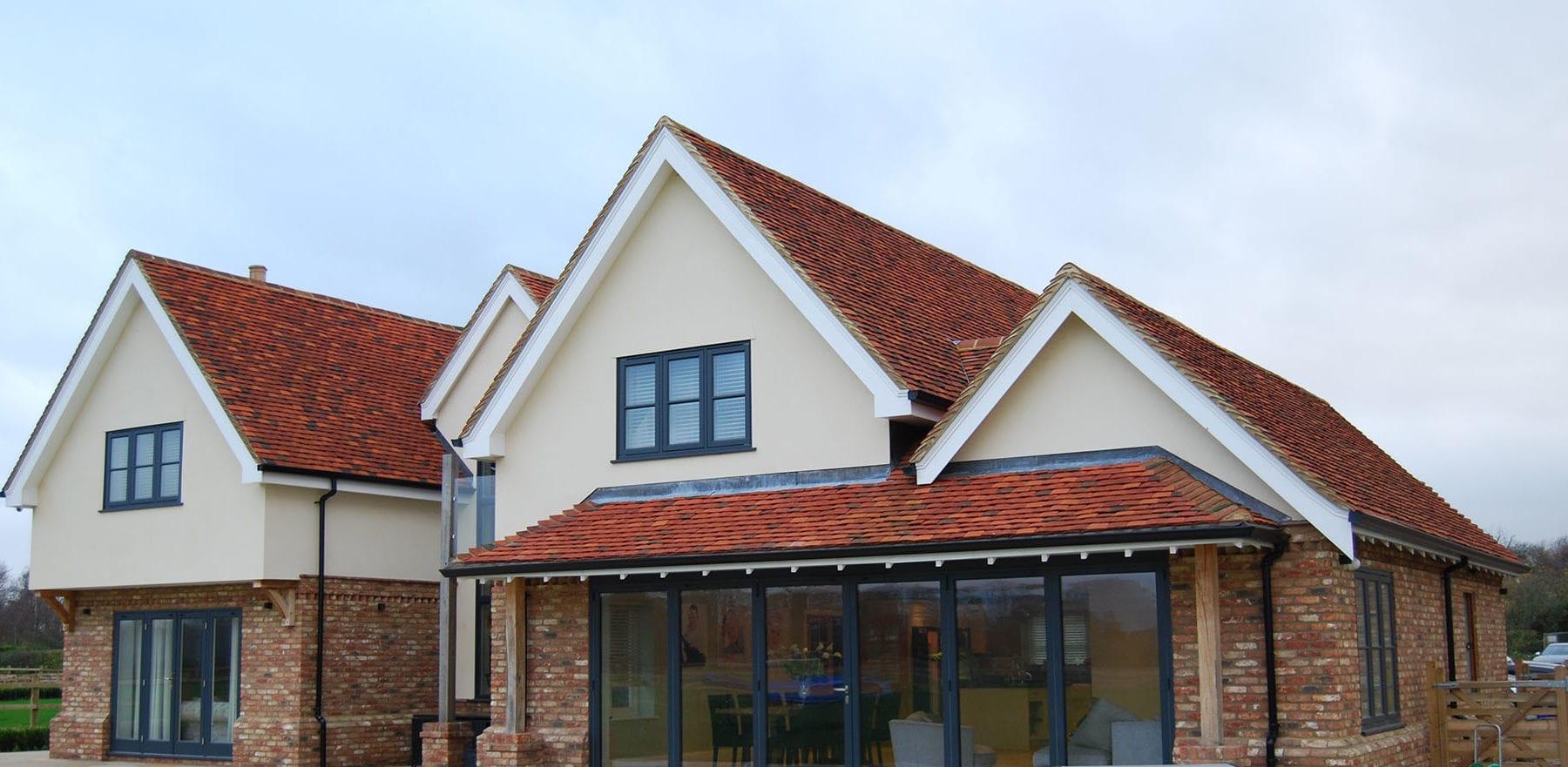 Lifestiles - Handmade Multi Clay Roof Tiles - Nazing, England 6