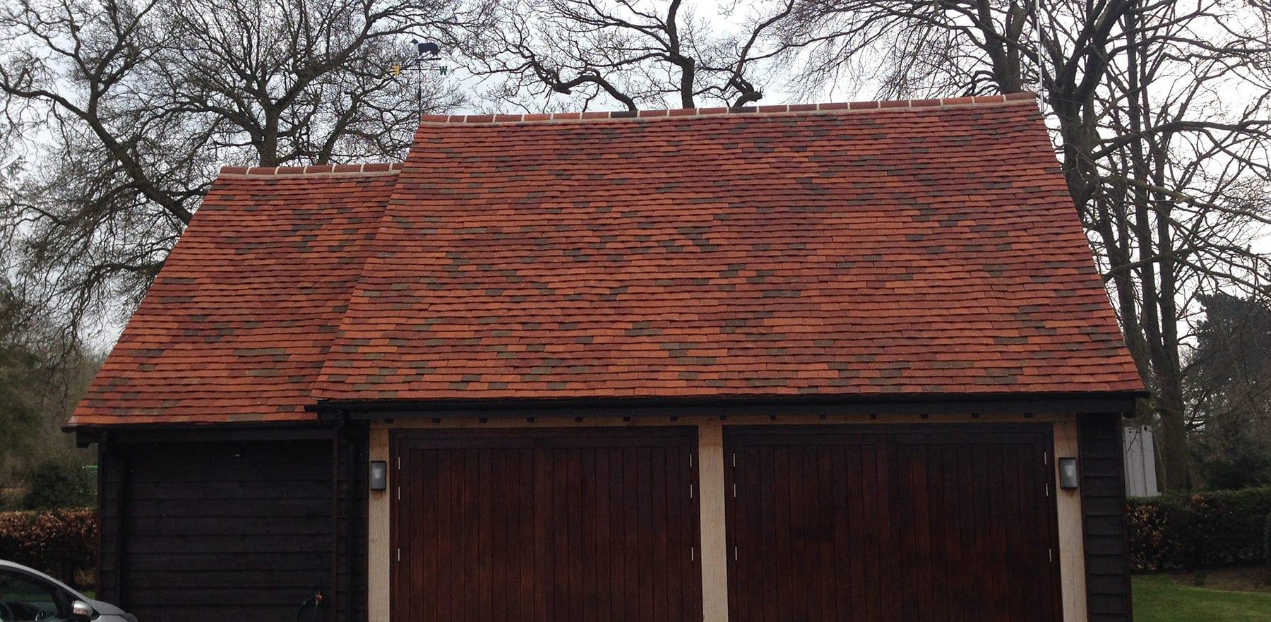 Lifestiles - Handmade Multi Clay Roof Tiles - Takeley, England 6