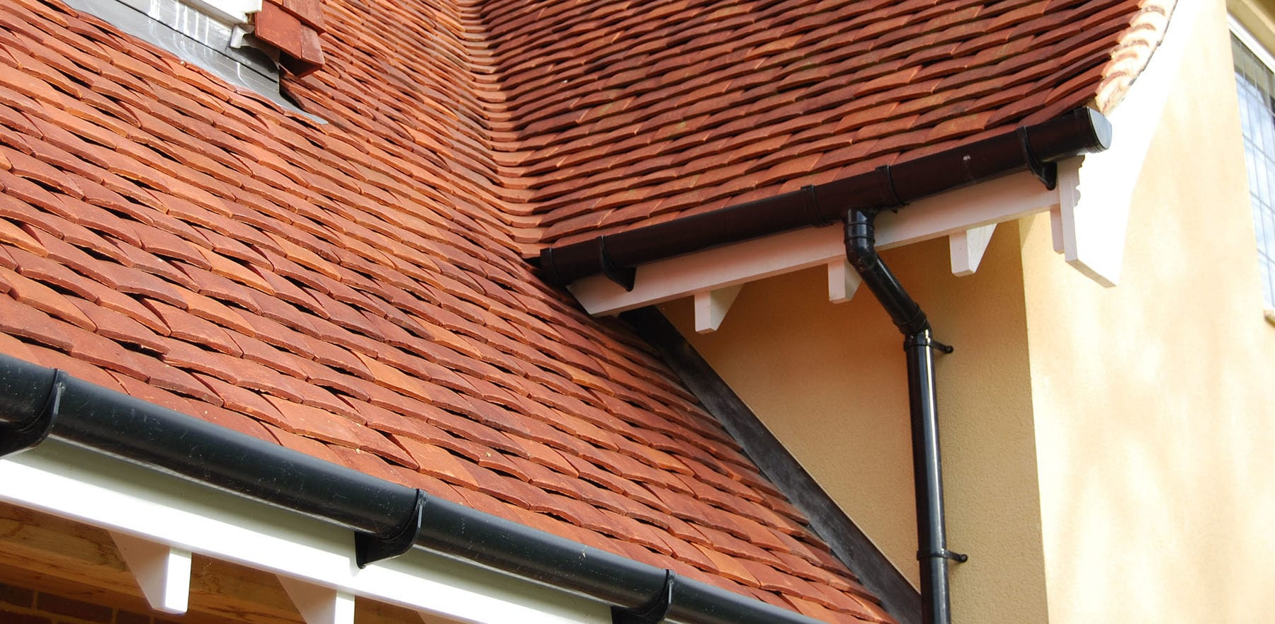 Lifestiles - Handmade Red Clay Roof Tiles - Rudley, England 4