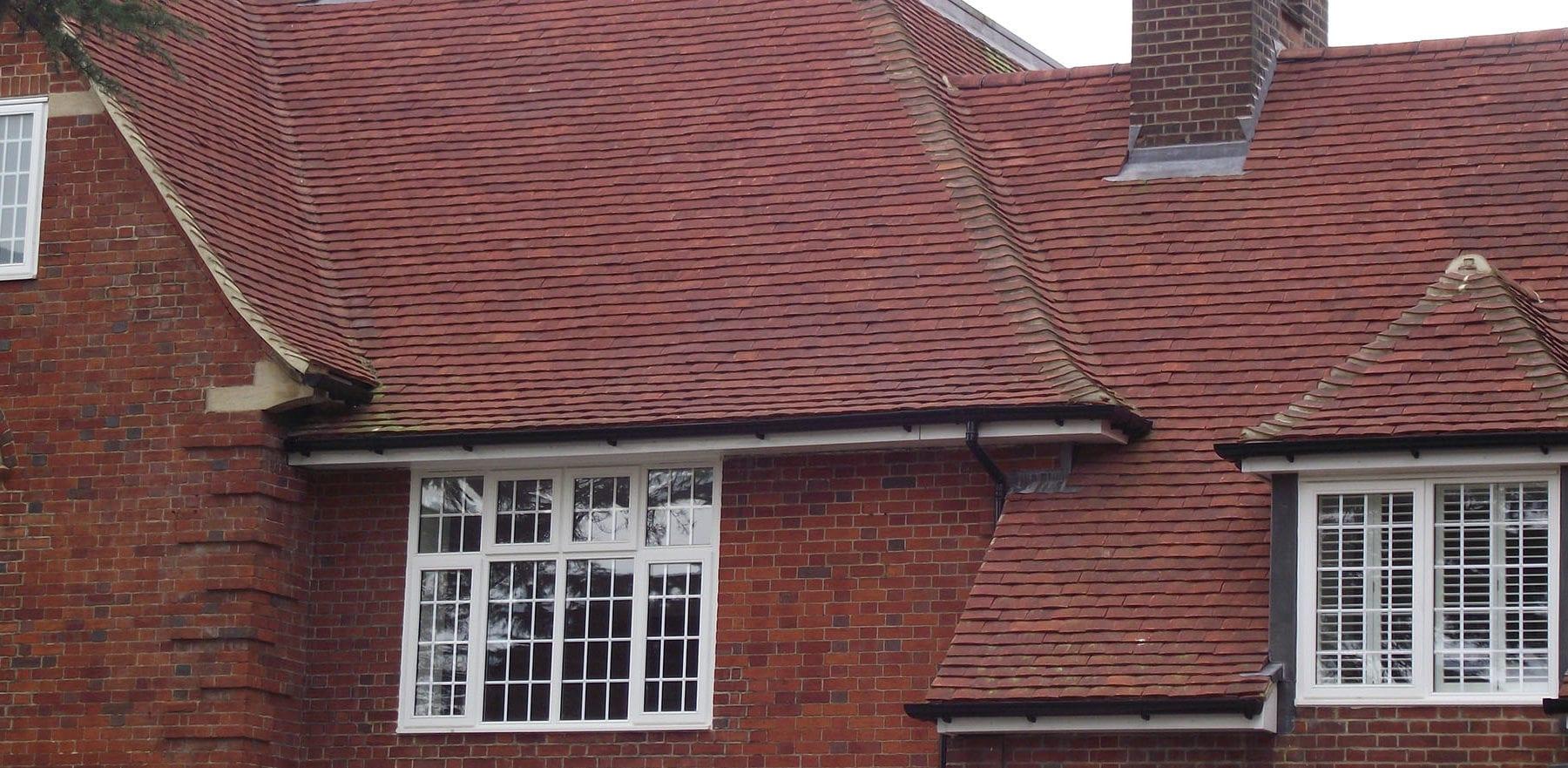 Lifestiles - Handmade Heather Clay Roof Tiles - Bickley, England 6