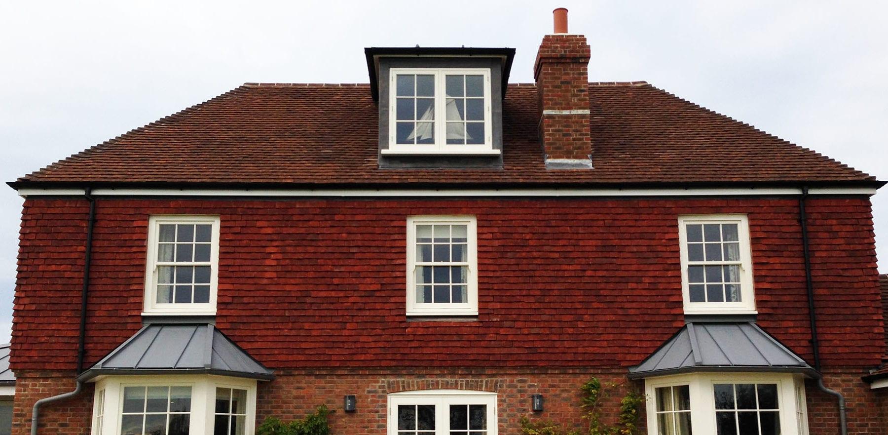 Lifestiles - Handmade Restoration Clay Roof Tiles - Chidham, England 5