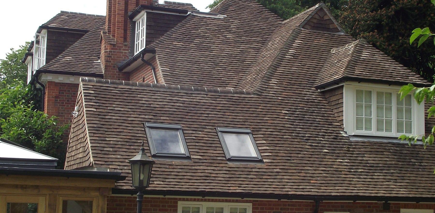 Lifestiles - Handmade Restoration Clay Roof Tiles - Farnham, England 6