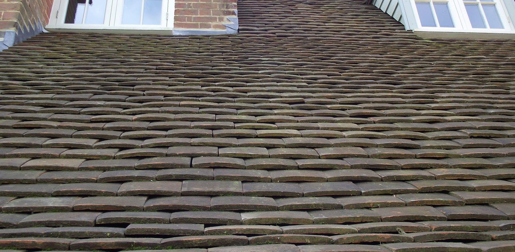 Lifestiles - Handmade Restoration Clay Roof Tiles - Liphook, England 6