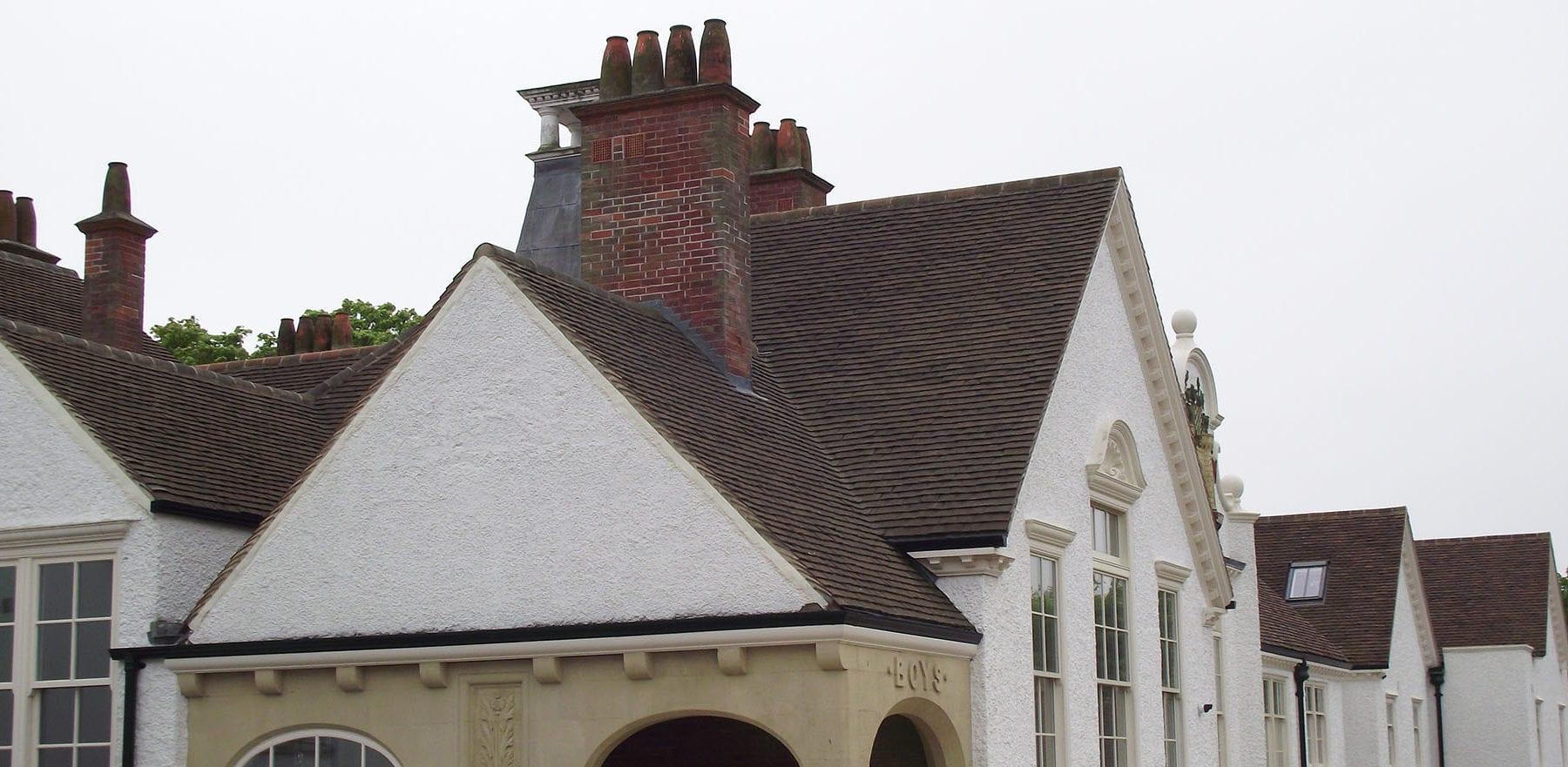 Lifestiles - Handmade Restoration Clay Roof Tiles - Redhill, England 6