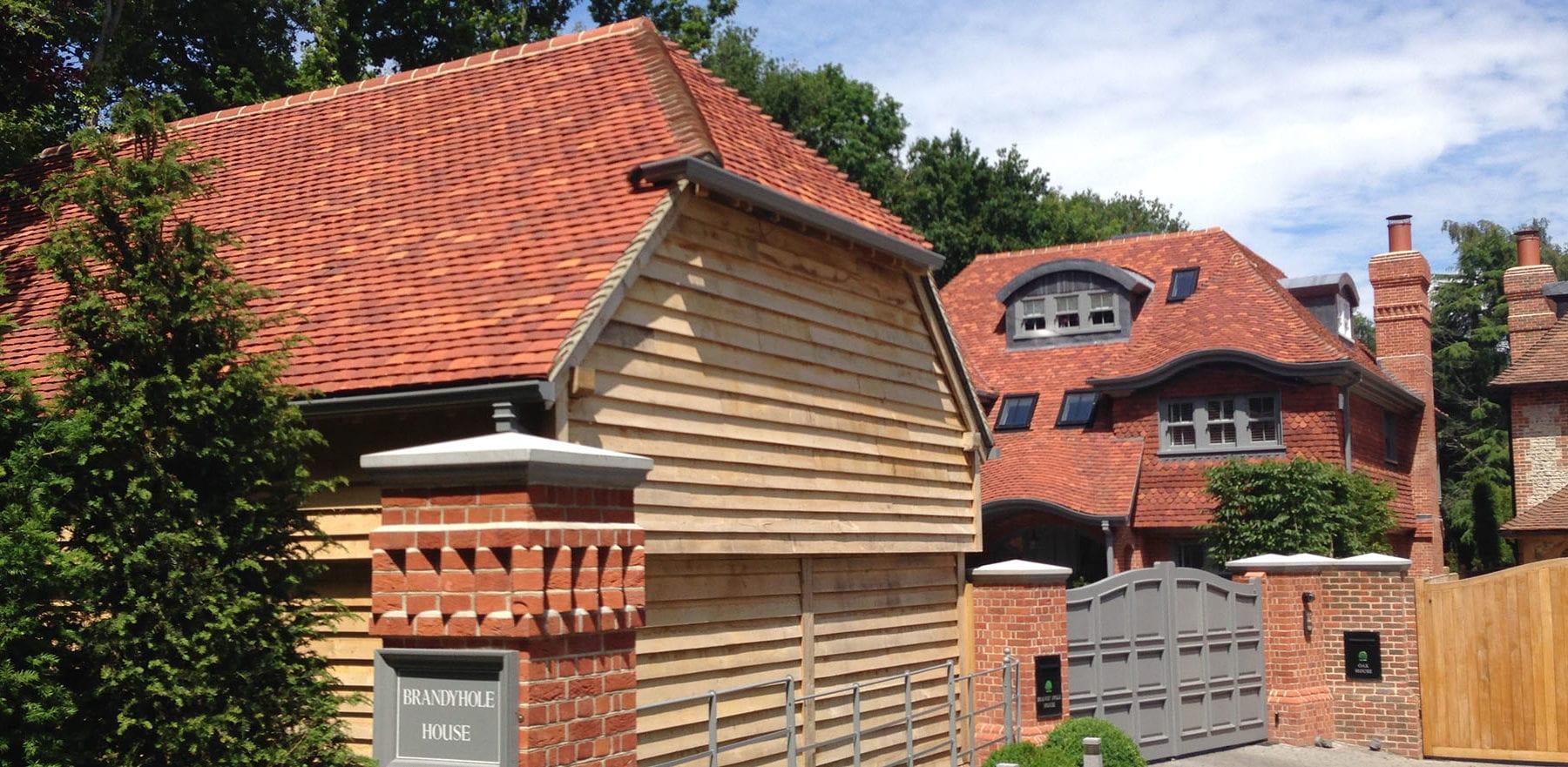 Lifestiles - Handmade Bespoke Clay Roof Tiles - Chichester, England 5