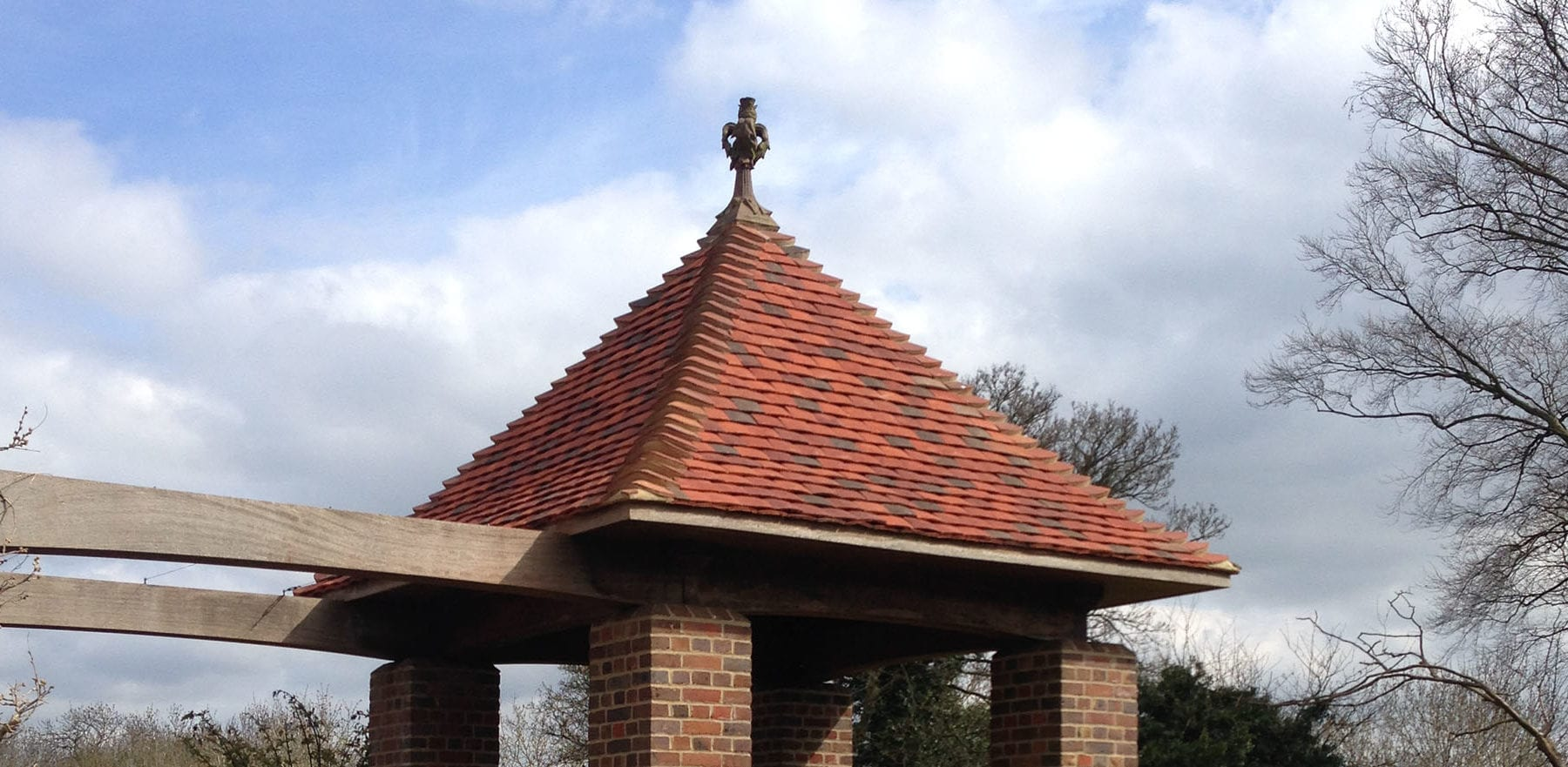 Lifestiles - Handmade Bespoke Clay Roof Tiles - Chipstead, England 5